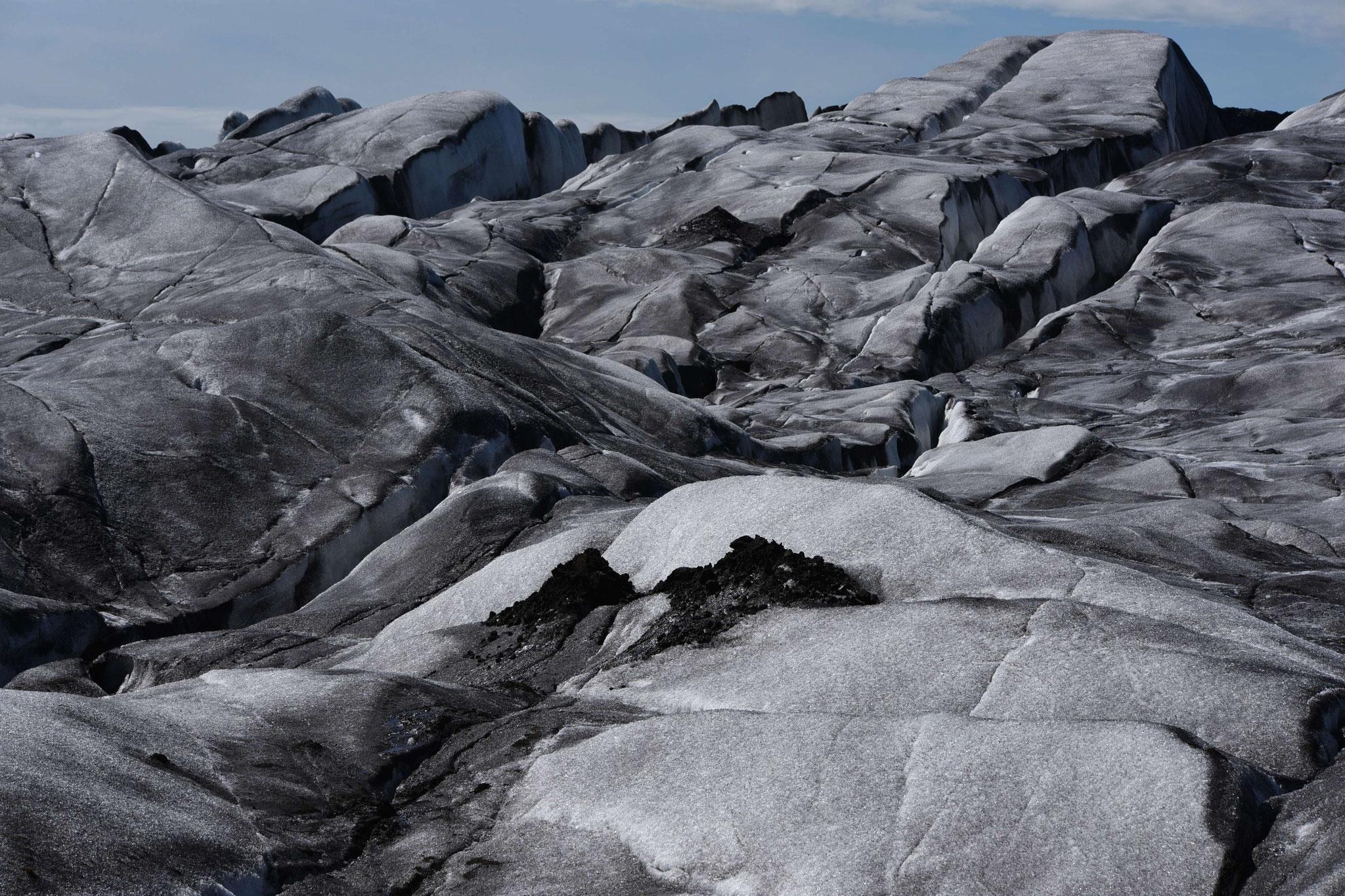 Gletscherwaderung Svinjafelljökull I