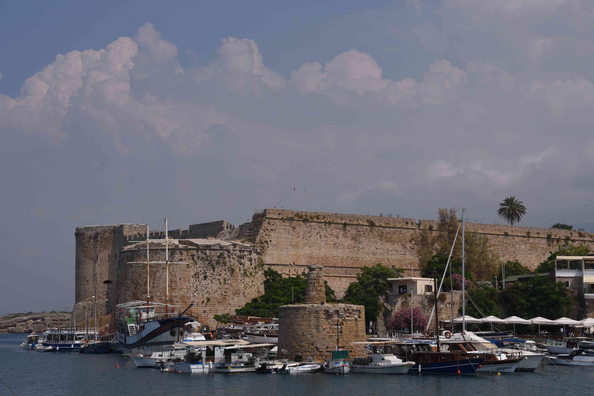 Festung und Hafen von Kyrénia