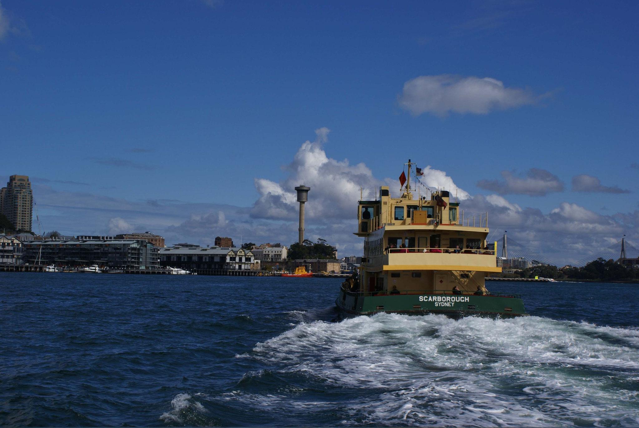 Bootsfahrten sollte man unbedingt mit den alten Schiffen machen!