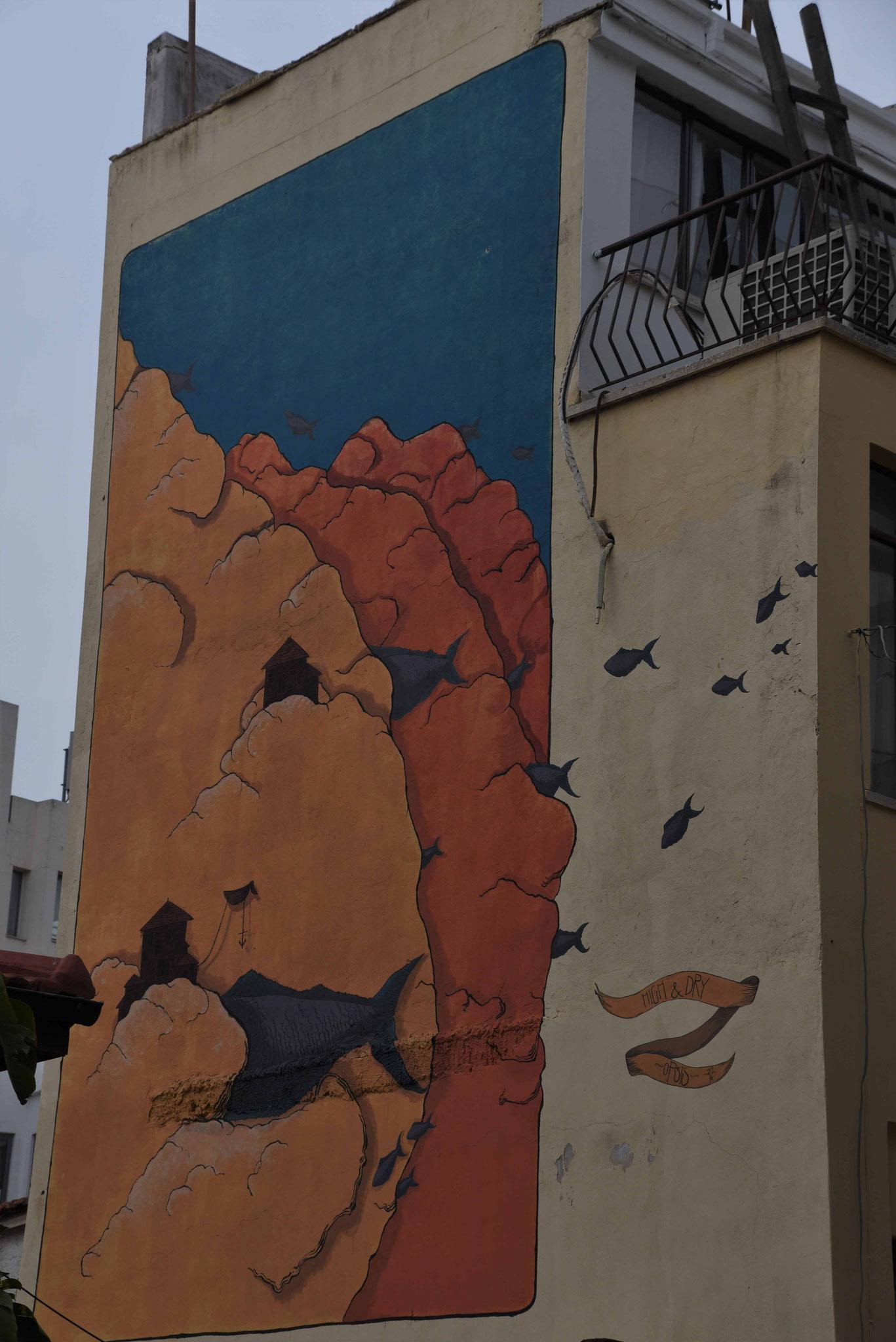 Graffiti VI