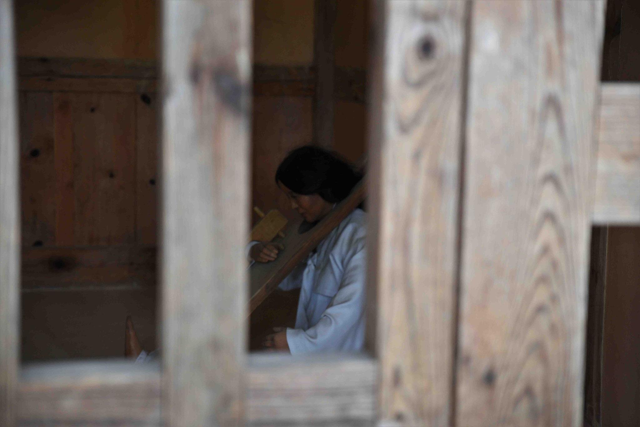 Darstellung eines Häftlings