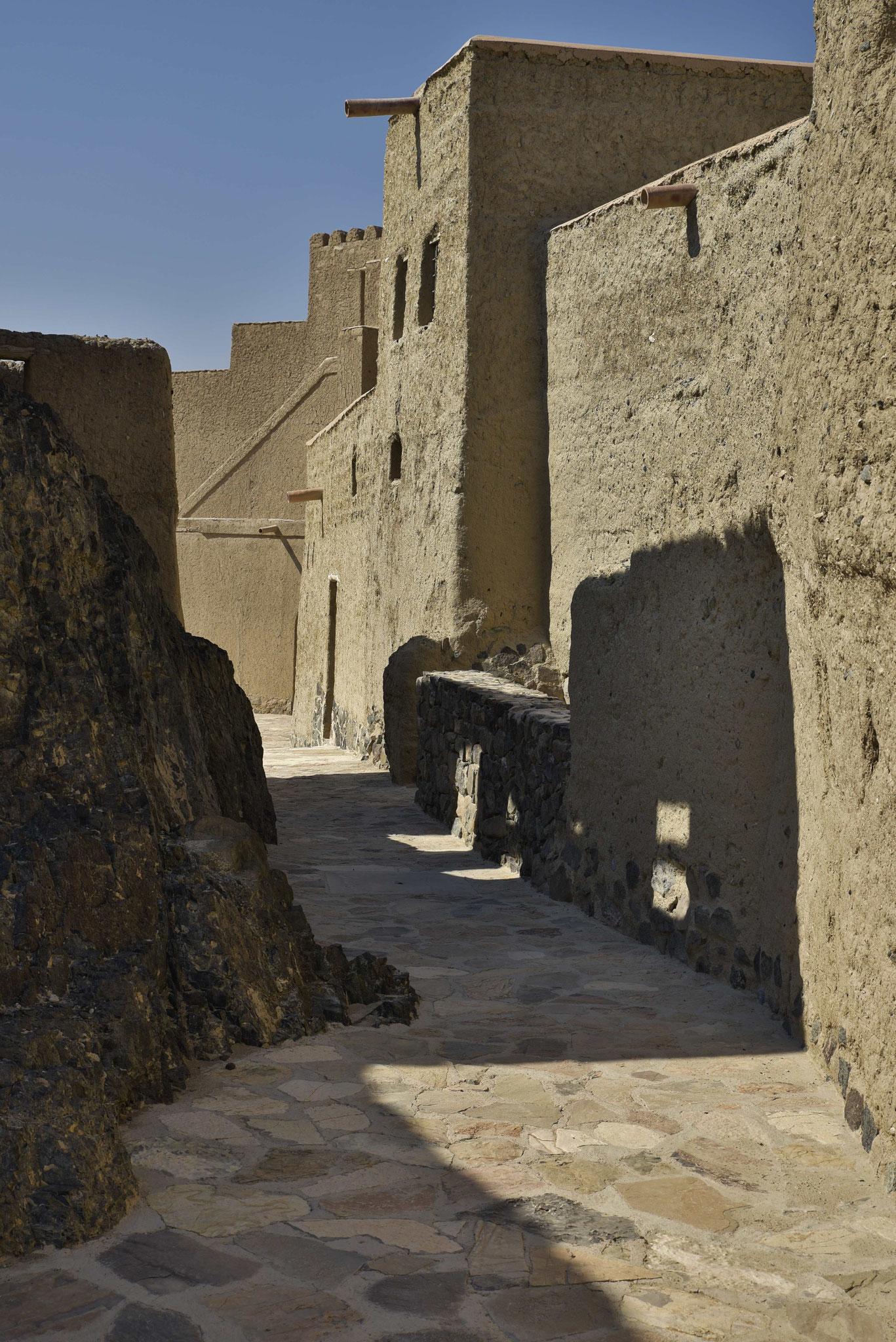 Rundgang durch das Fort III