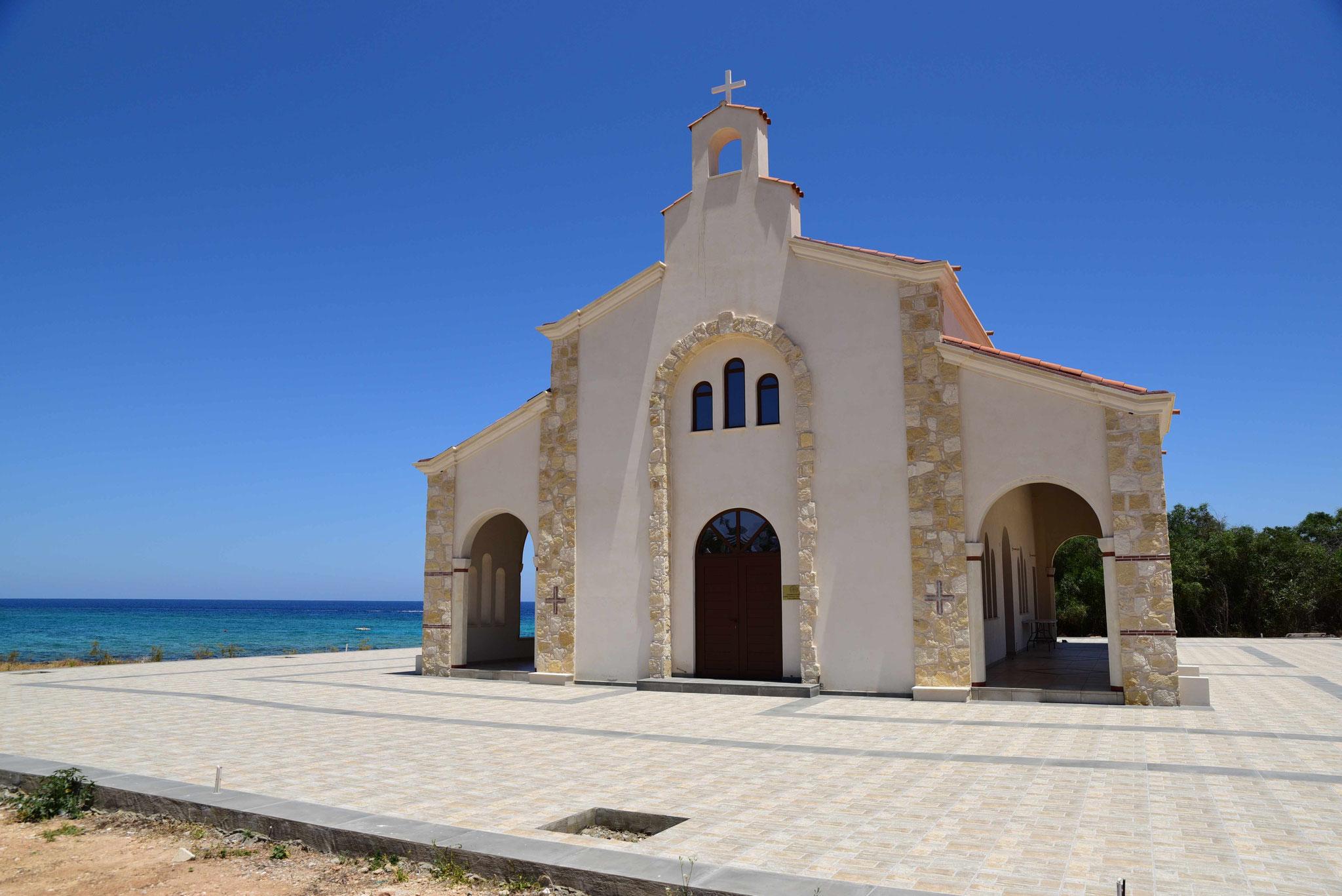 Schöne orthodoxe Kirche...