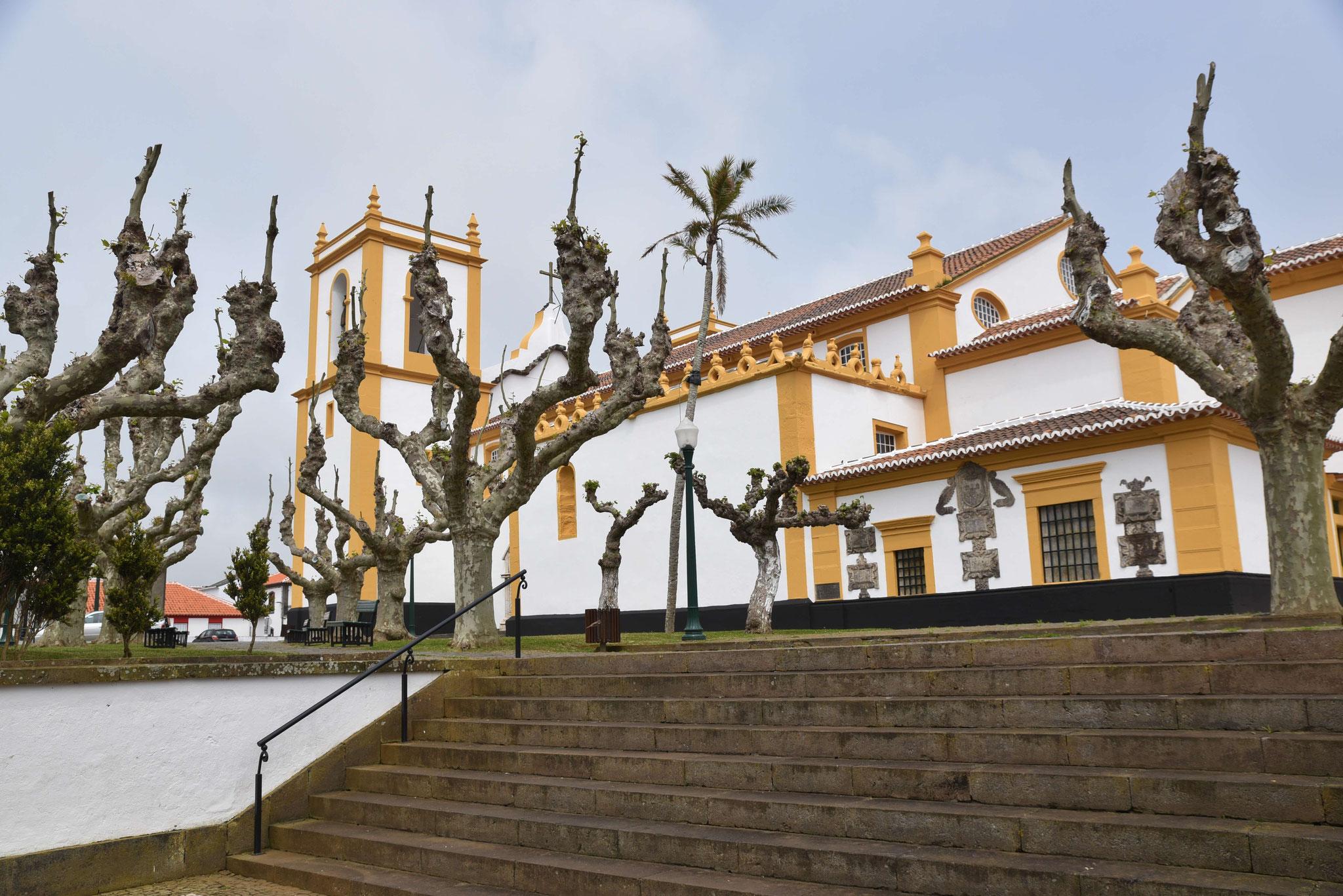 Kirche in Praia da Vitória