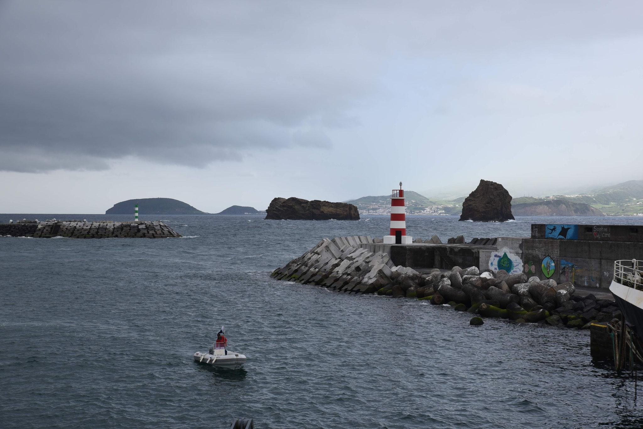 Hafen von Madaleina