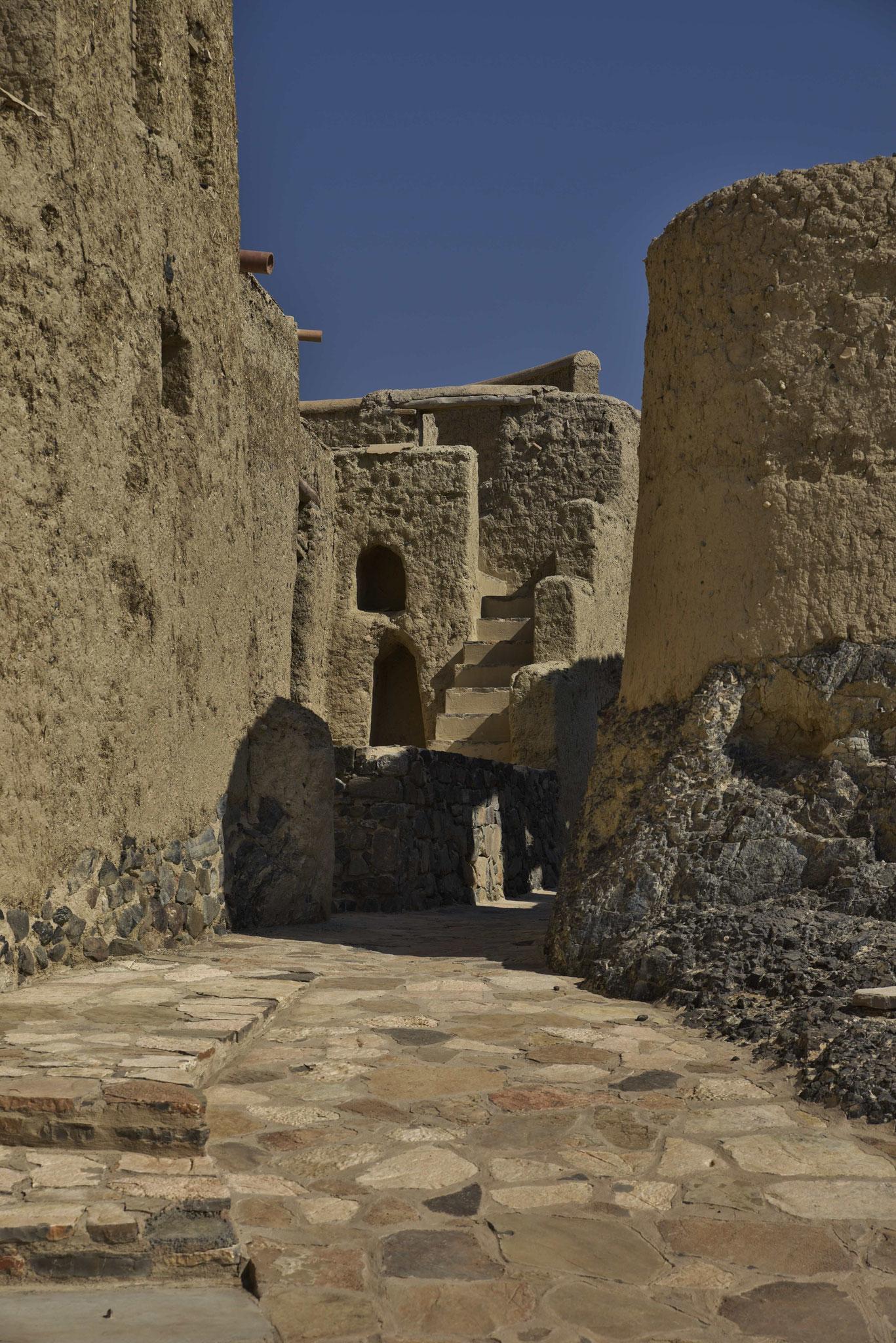 Rundgang durch das Fort IV