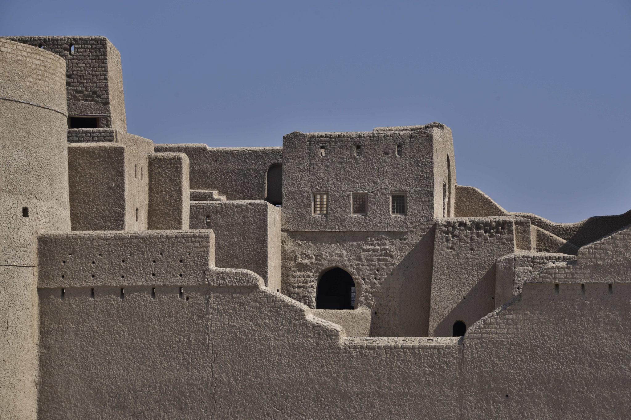 Rundgang durch das Fort II
