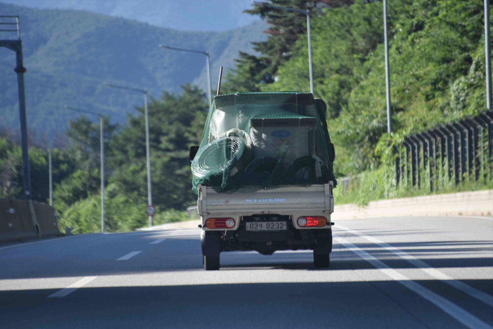 Transportsicherung?