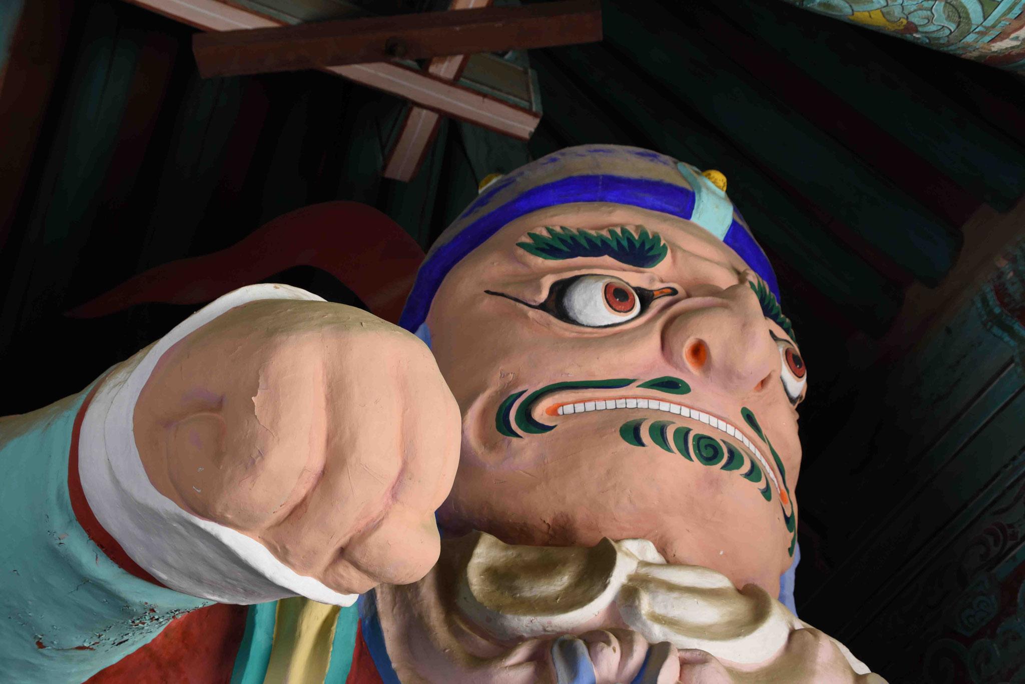 Ein weiterer Wächter (Sawangchon)