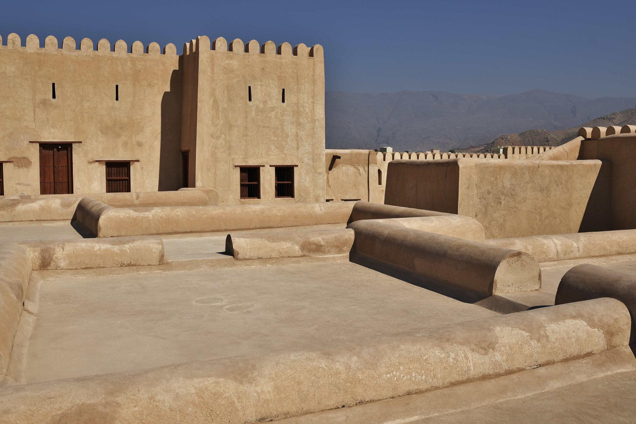 Auf dem Fort II