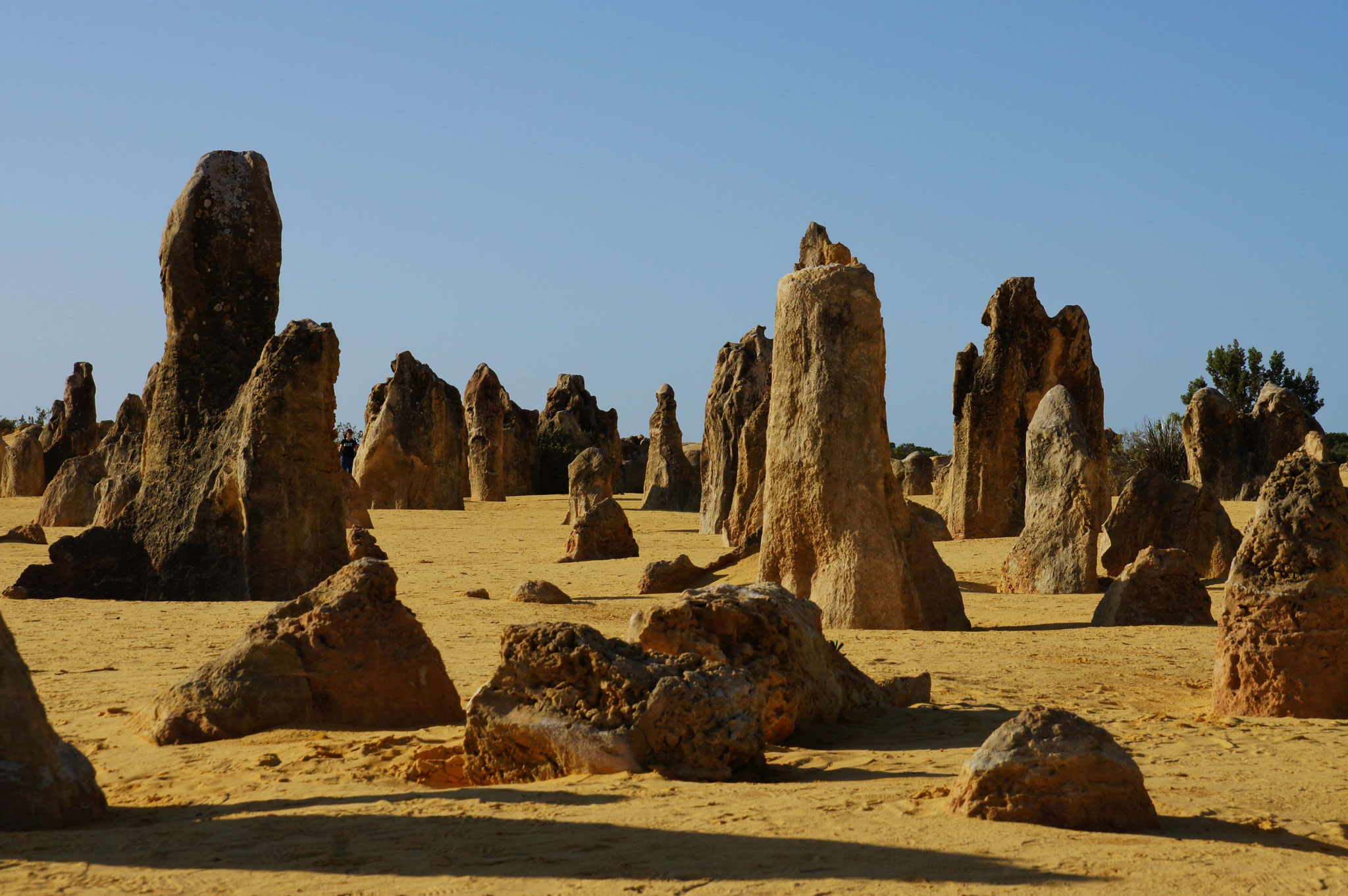 Pinnacles I