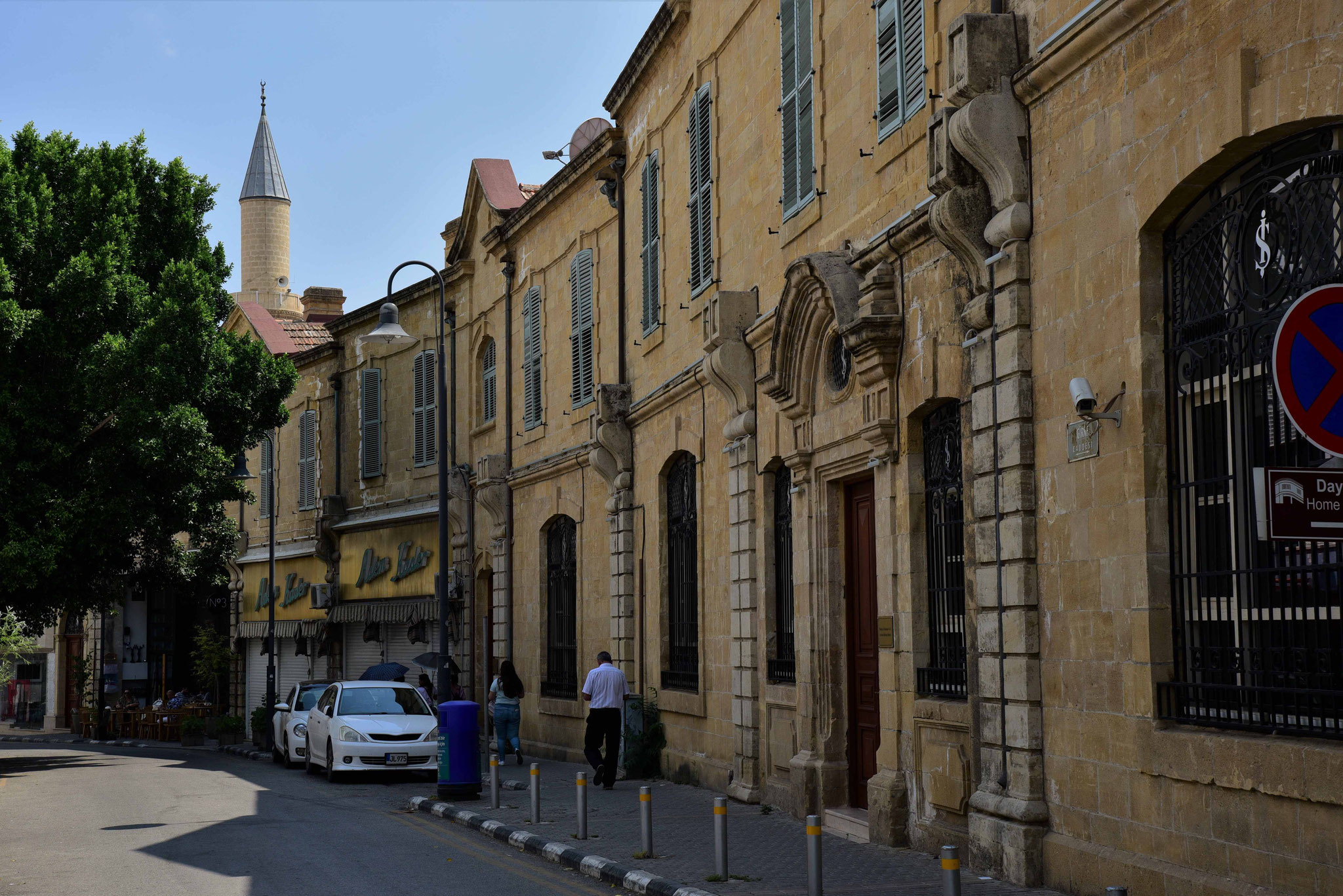 Gang durch die Altstadt II