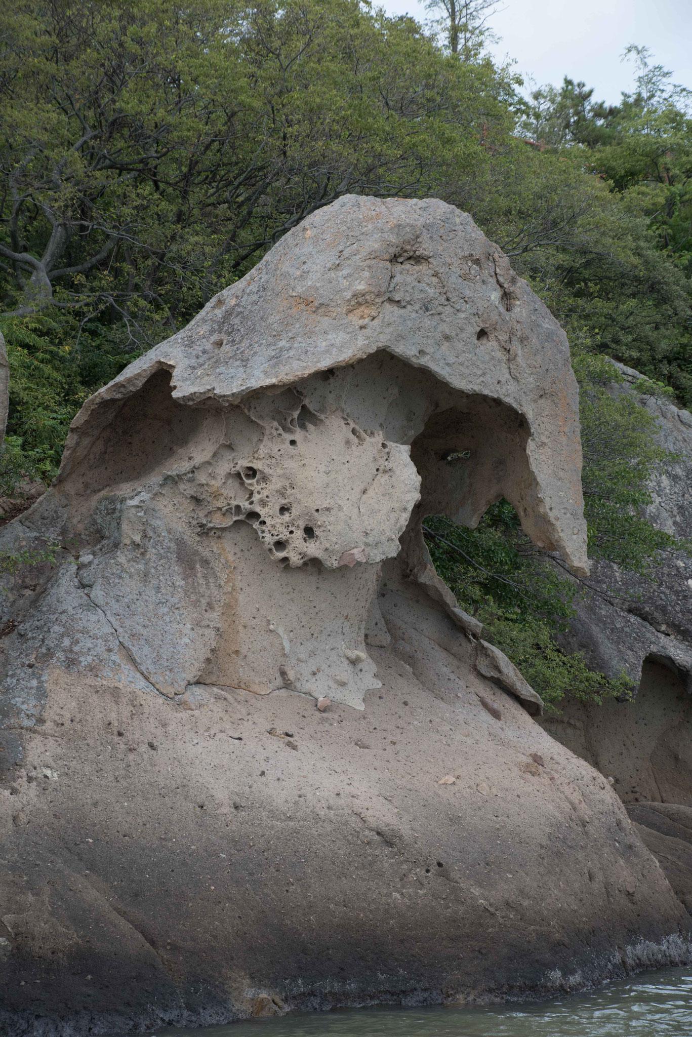 Gatbawi - eine Touristenattraktion von Mokpo