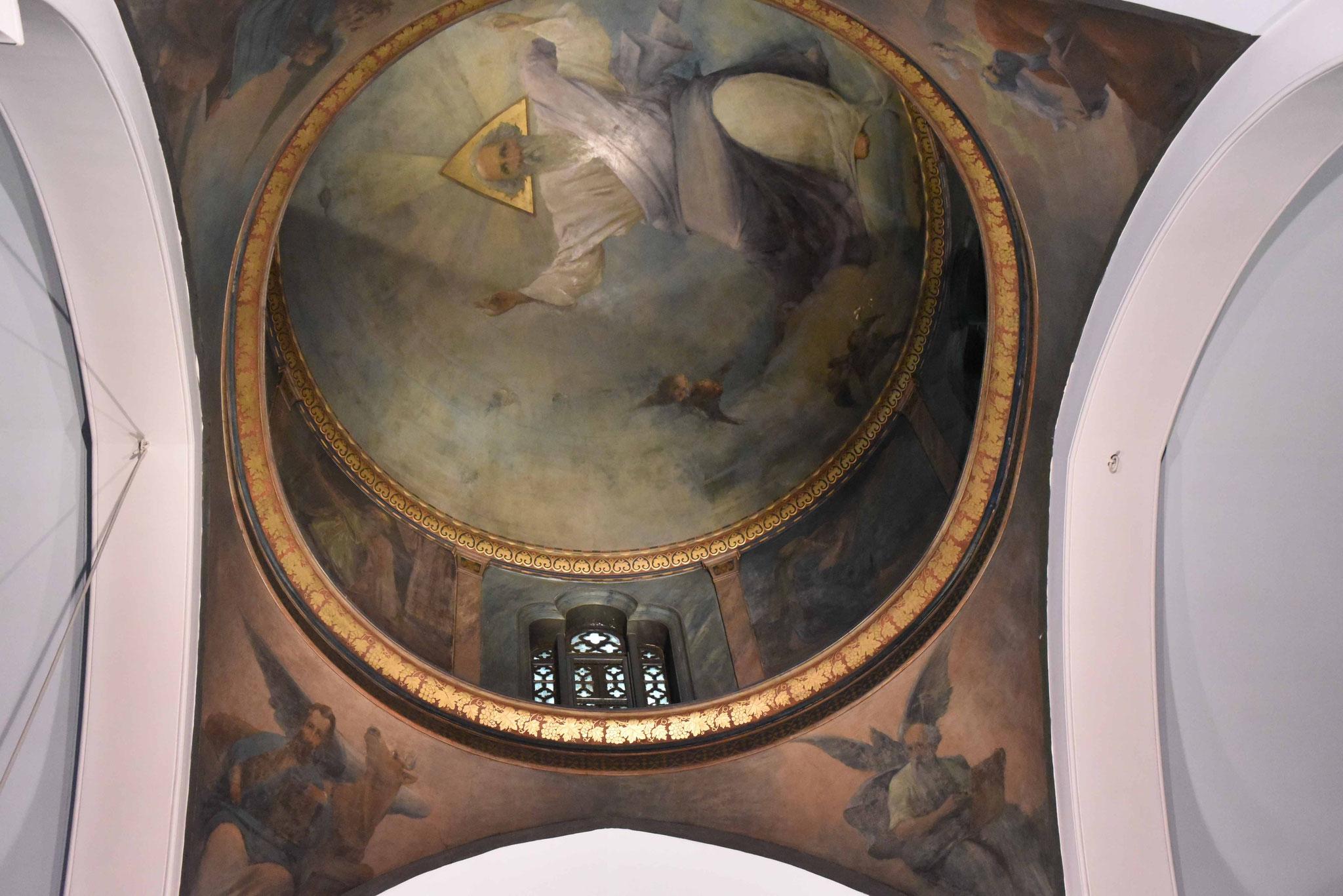 Im Inneren der Faneroméni-Kirche II