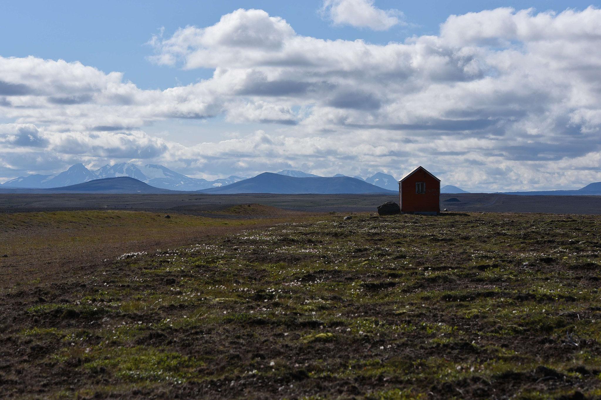 Im Landesinneren südlich von Blönduós