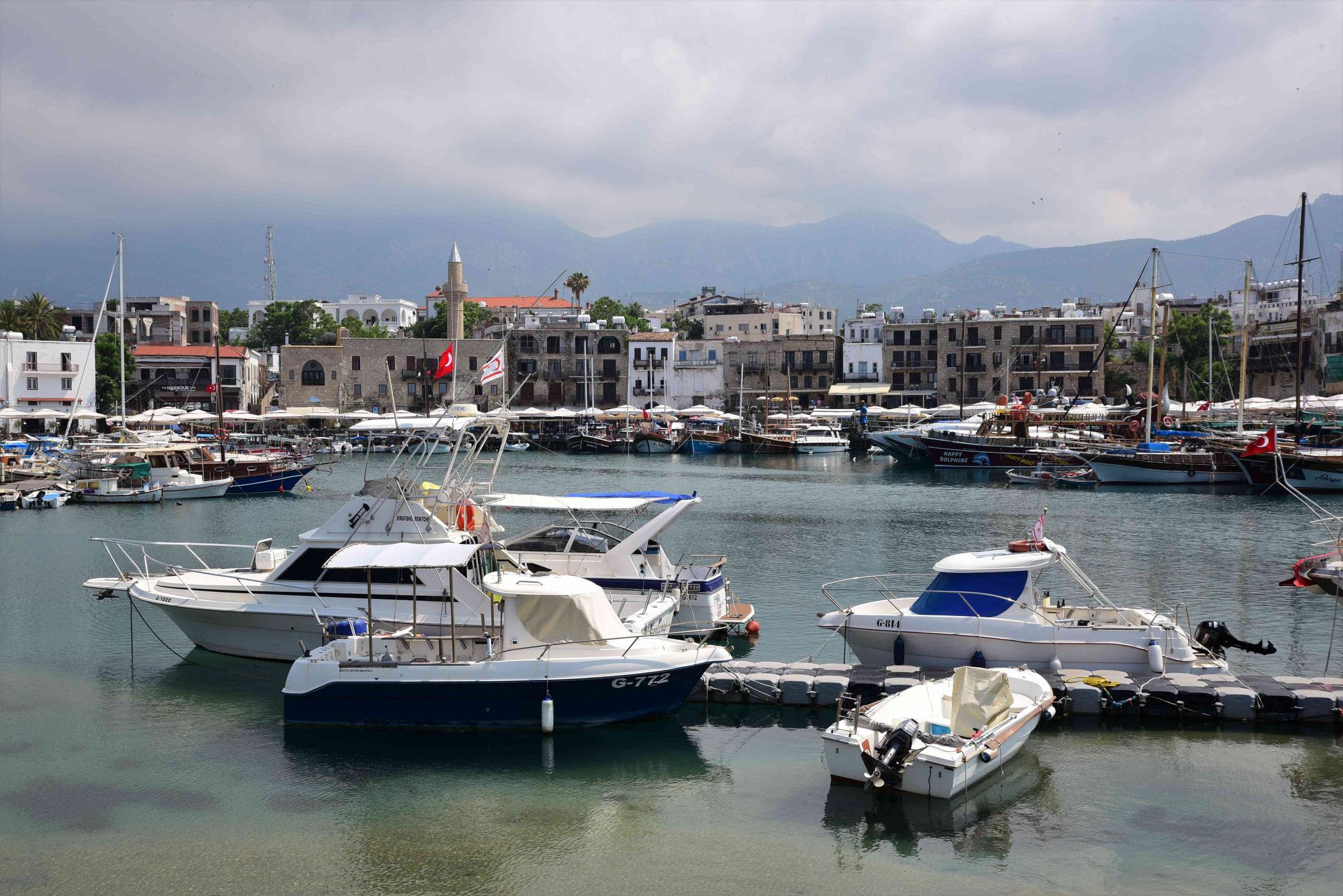 Hafen von Girne