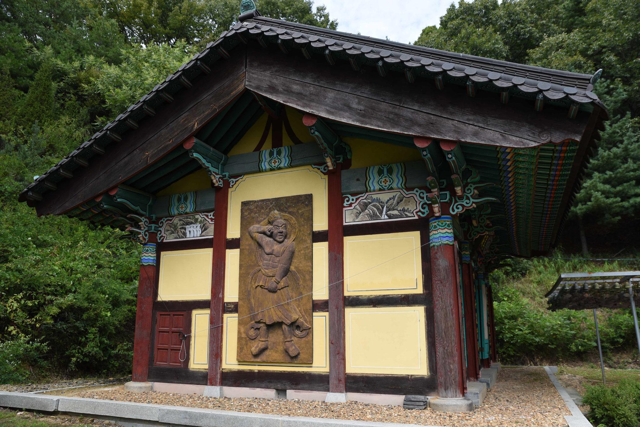 Buddistisches Gebetshaus