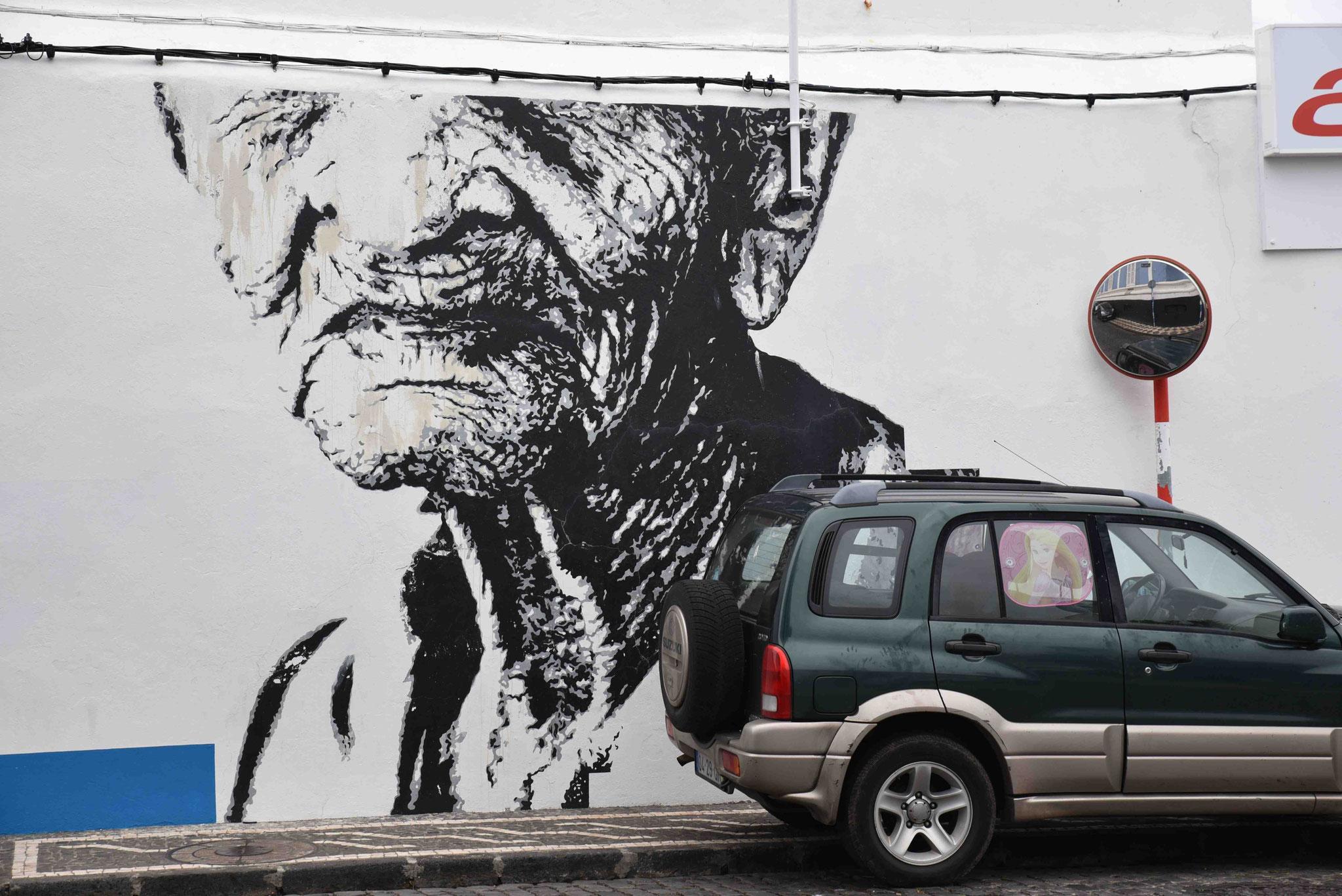 Kunst in Ponta Delgada I