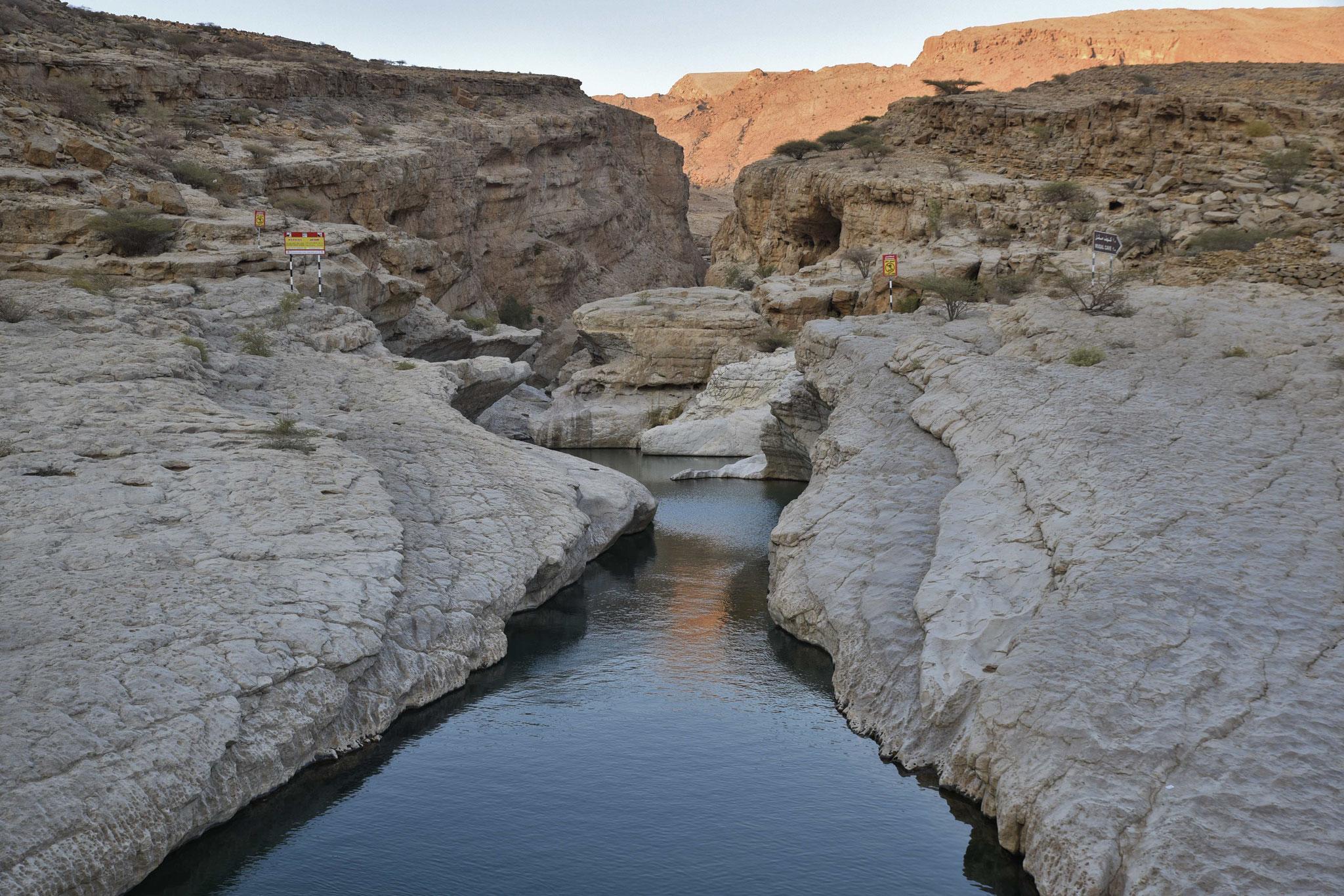Wadi Bani Khalid I