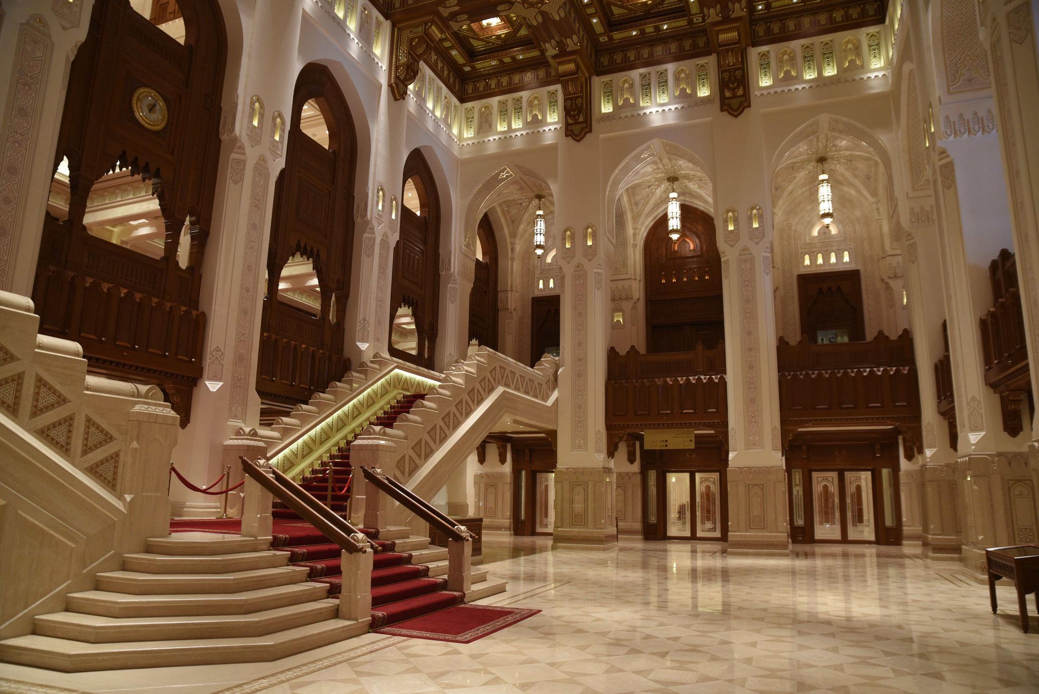 Foyer der Oper