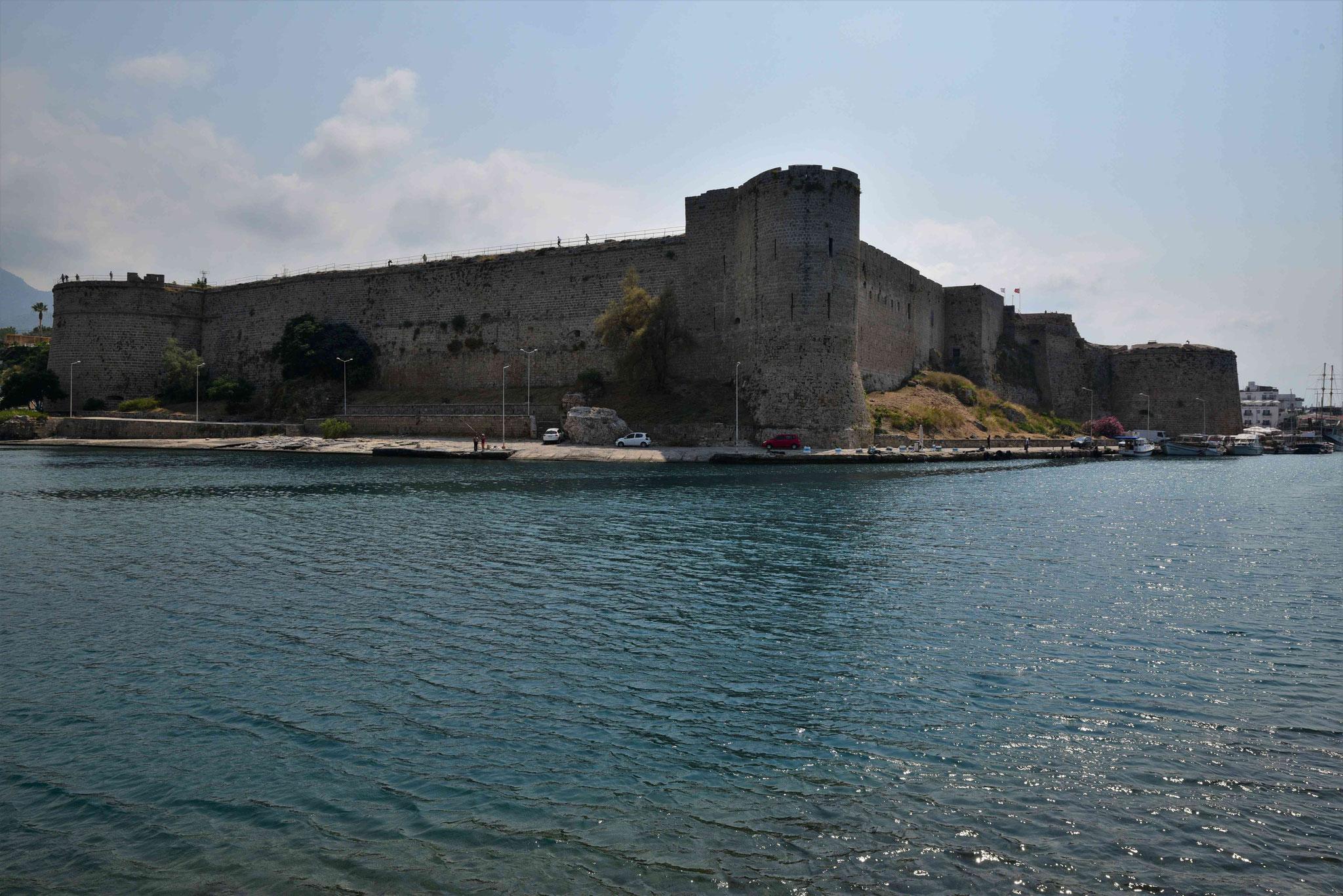 Die Festung von Girne