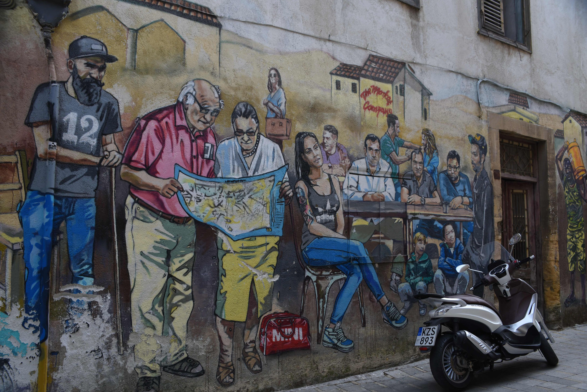 Graffiti V