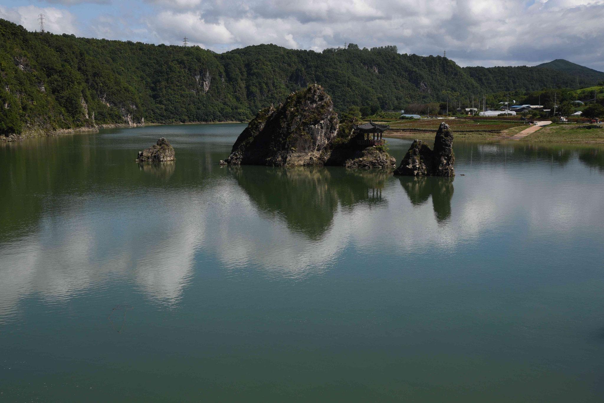 Dodam Rocks in Danyang