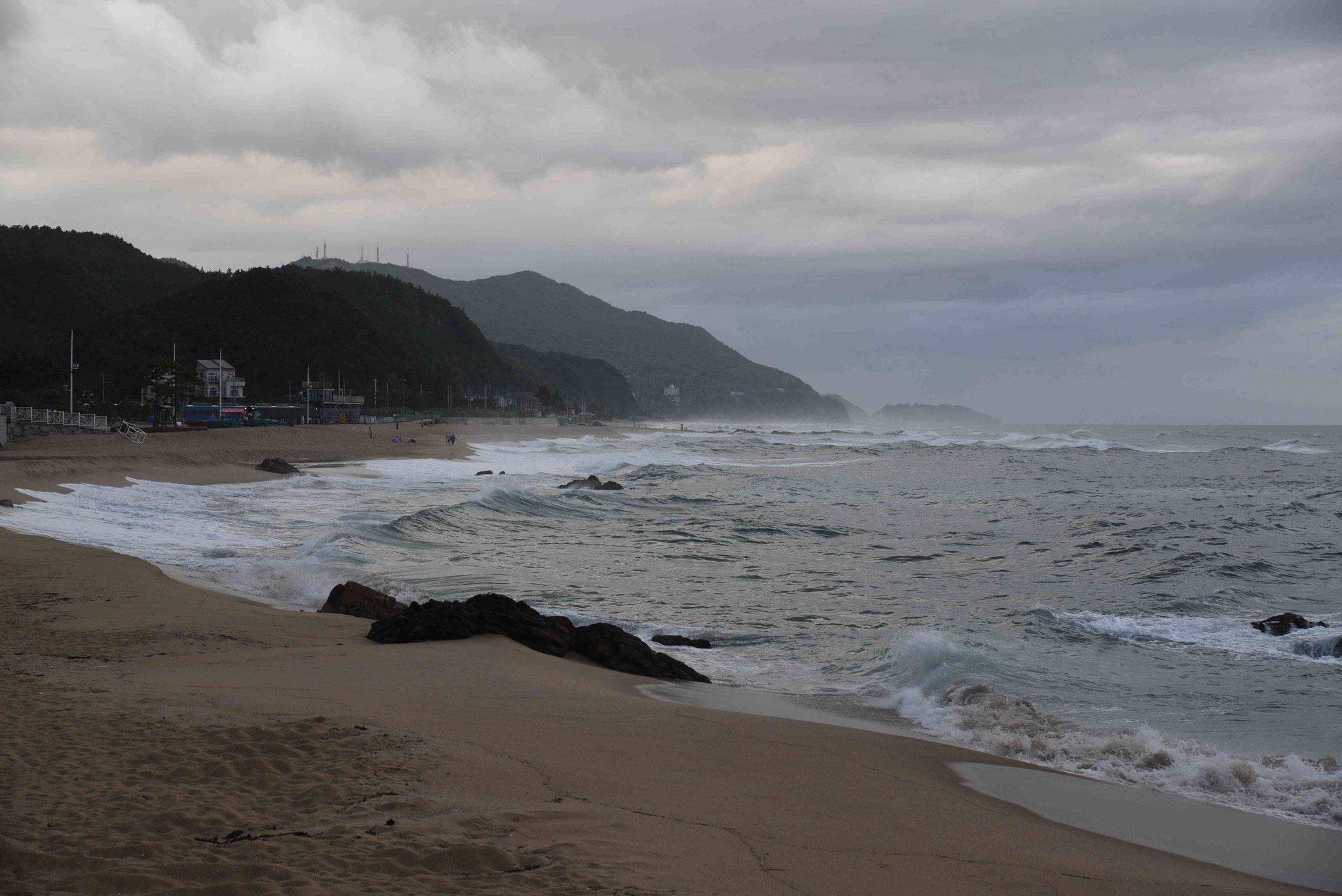 Küste in Gangneung