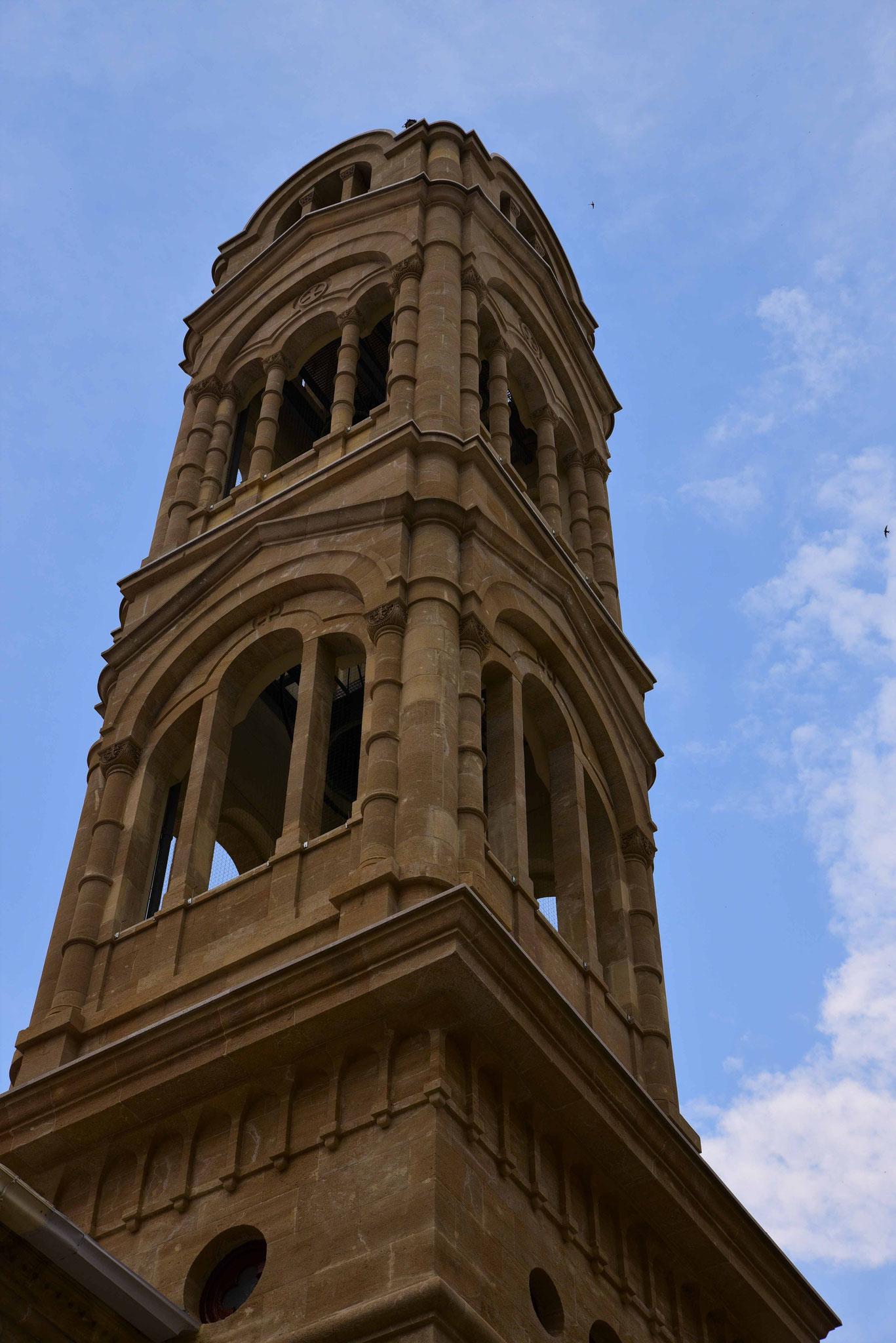 Glockenturm der Faneroméni-Kirche