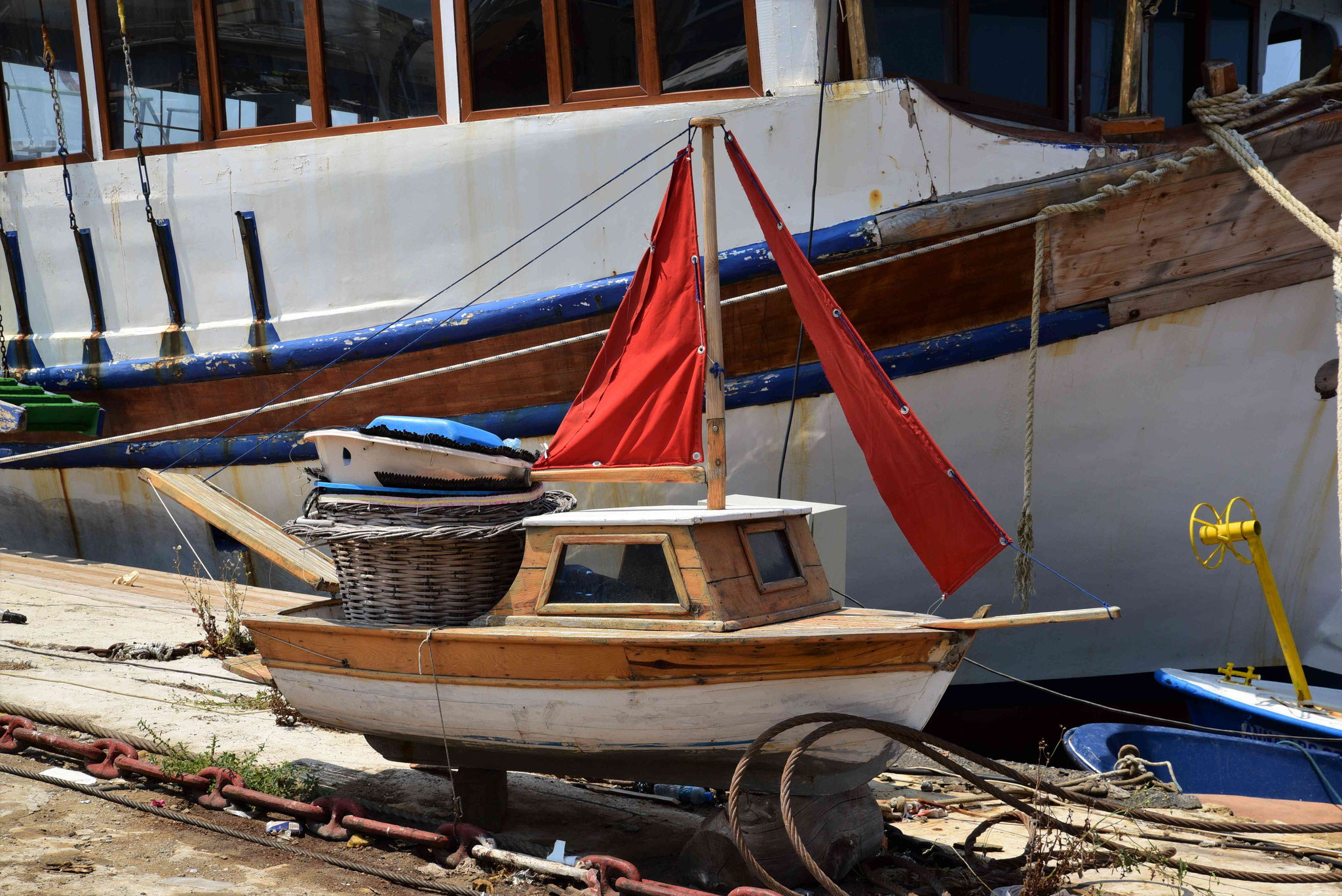 Boot für den kleinen Geldbeutel