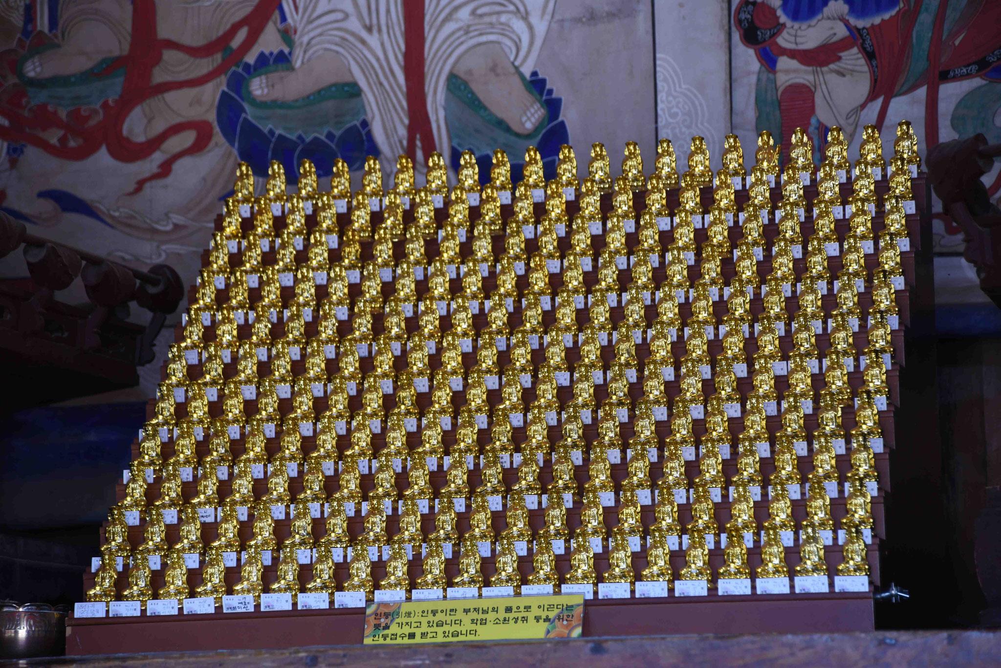 Bodhissatva-Figuren