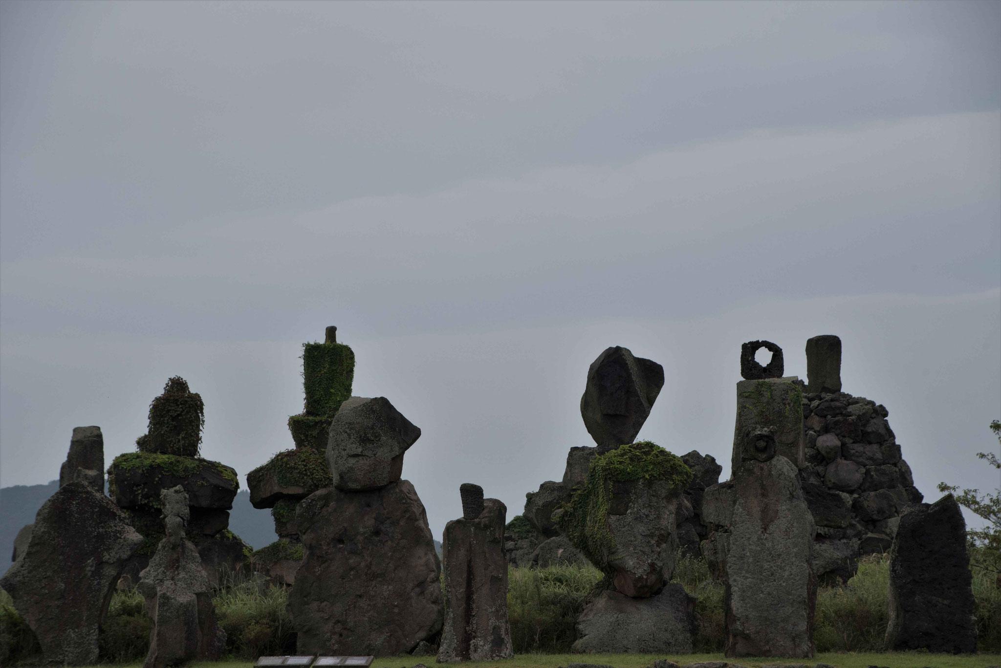 Steinfiguren II