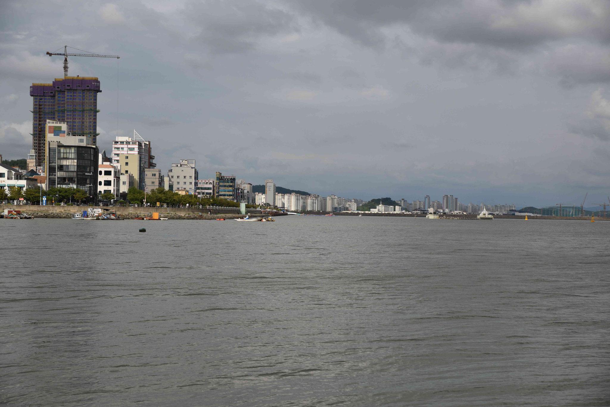 Am Yeongsan-Fluß
