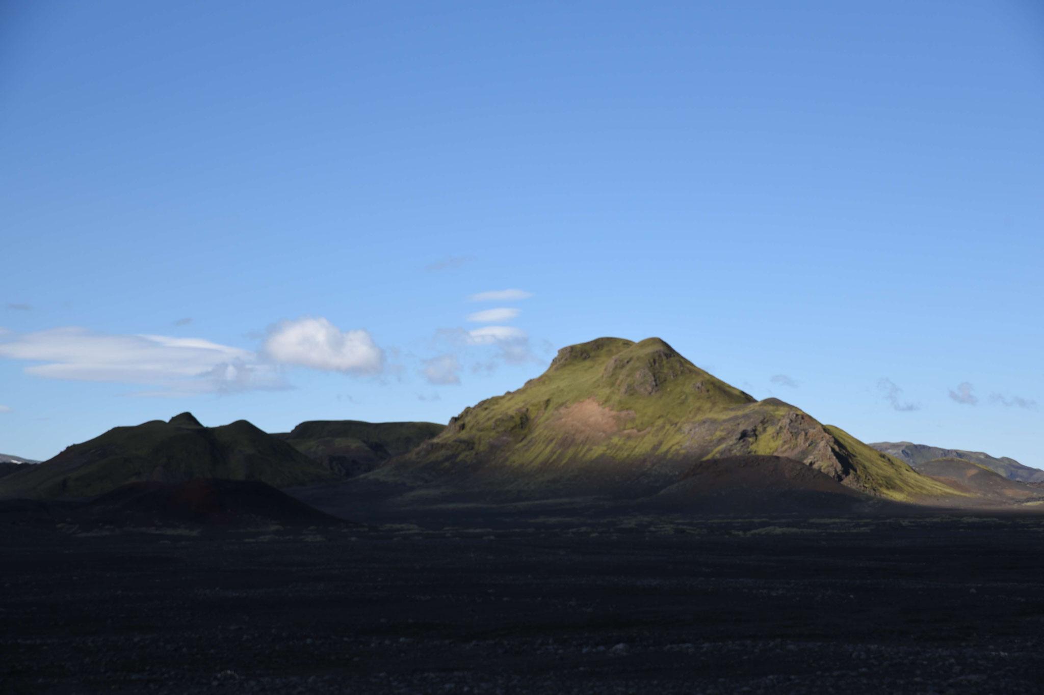 Fahrt nach Landmannalaugar II
