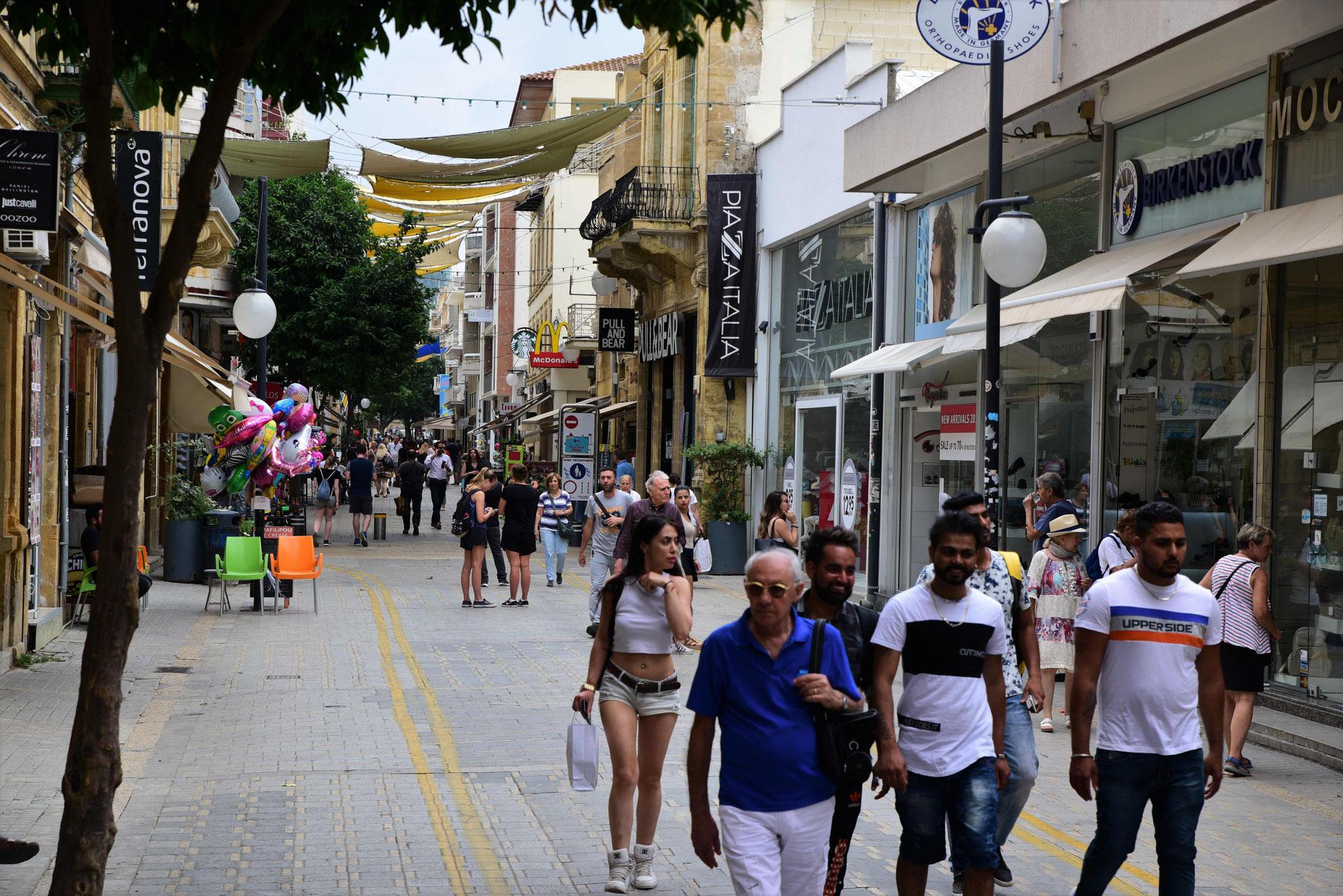 Multikulti in Nikosia
