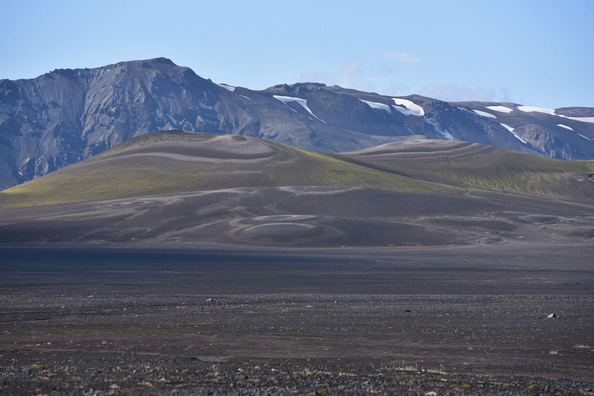 Wunderschöne Hügellandschaft I