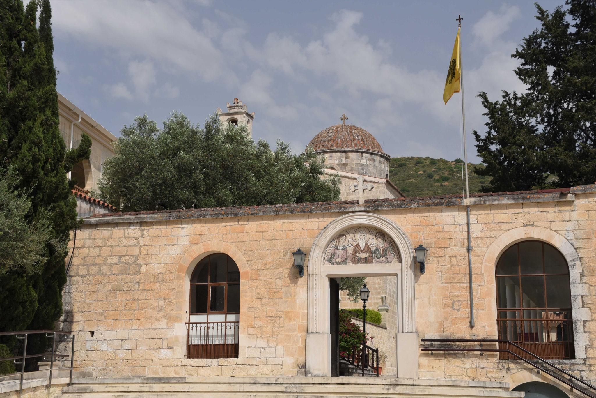 Klosteranlage Agios Neófytos
