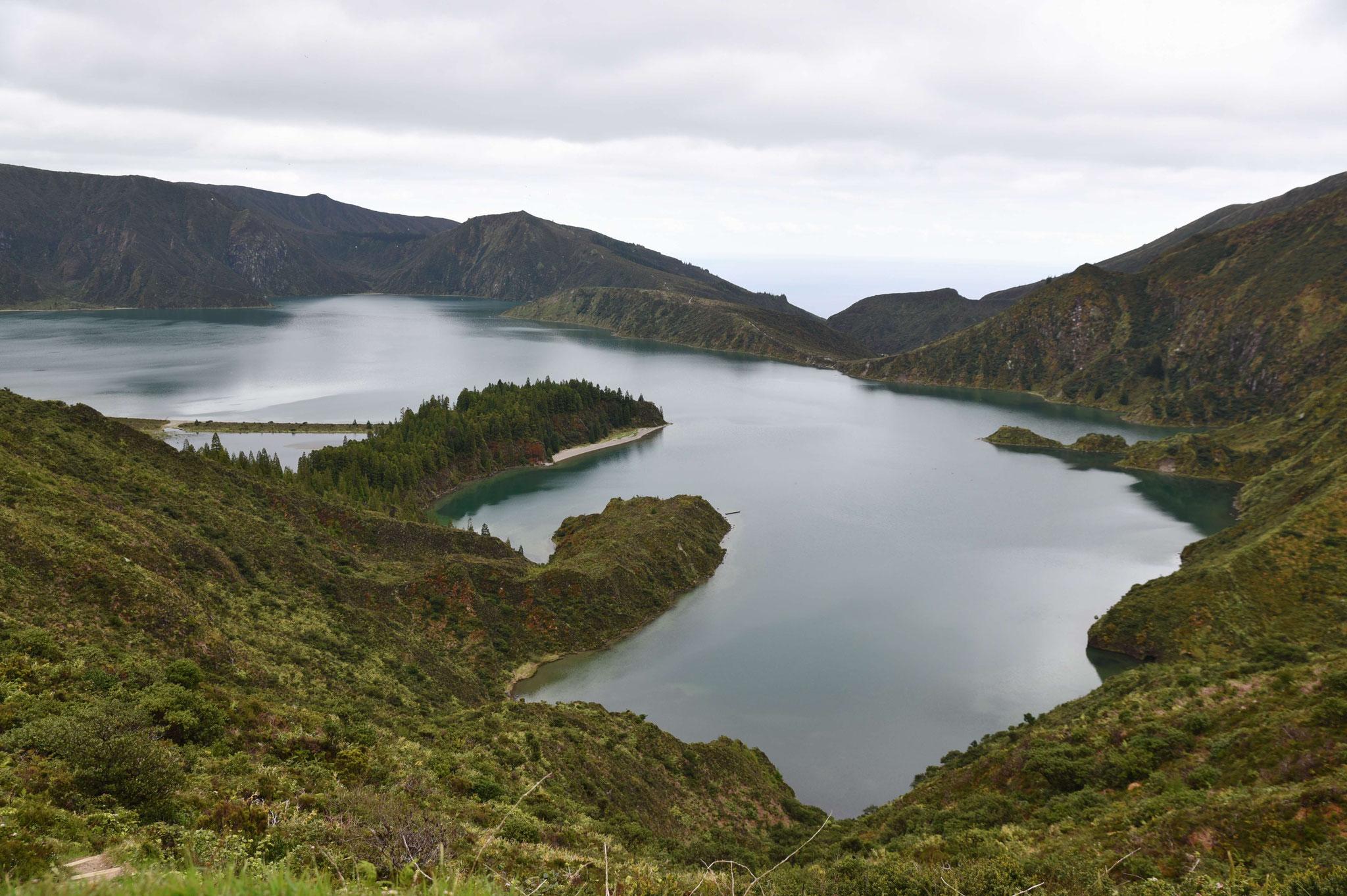 Lagoa do Fogo III