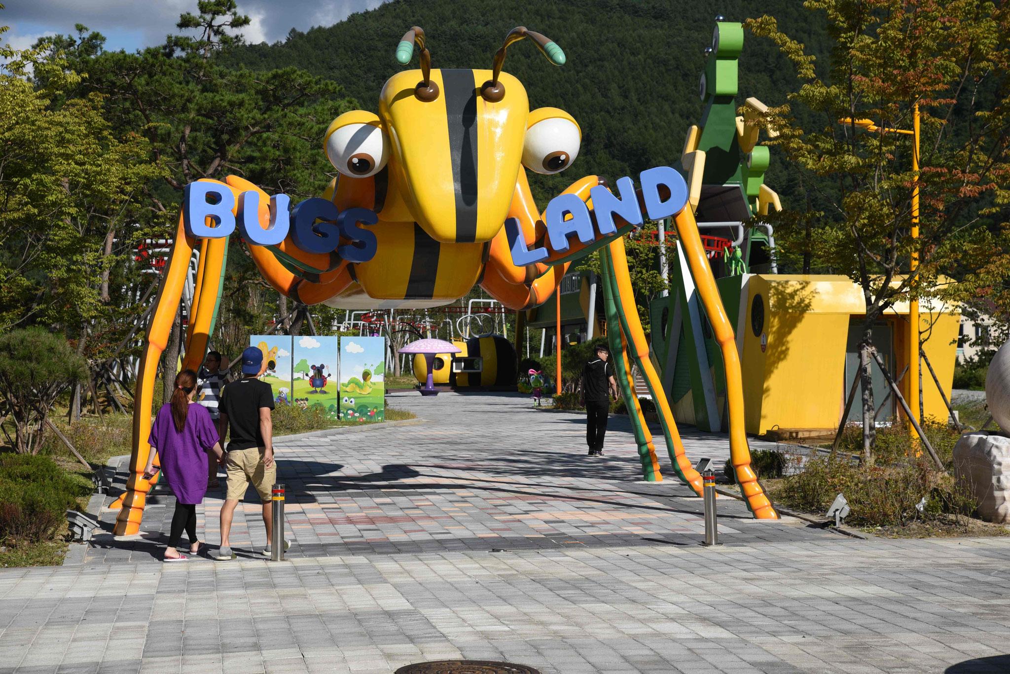 Bugsland - ein Freizeitpark