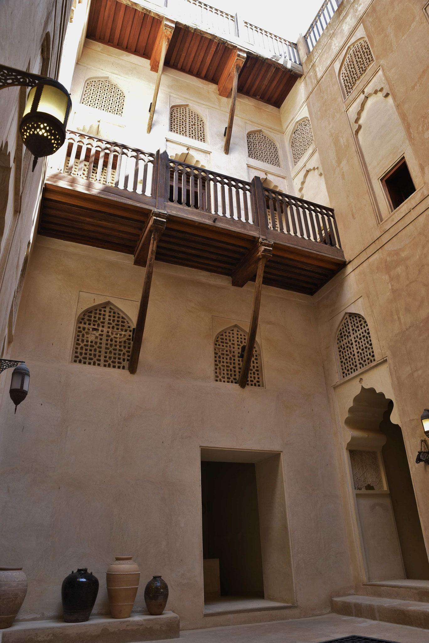 Im Inneren des Palastes III