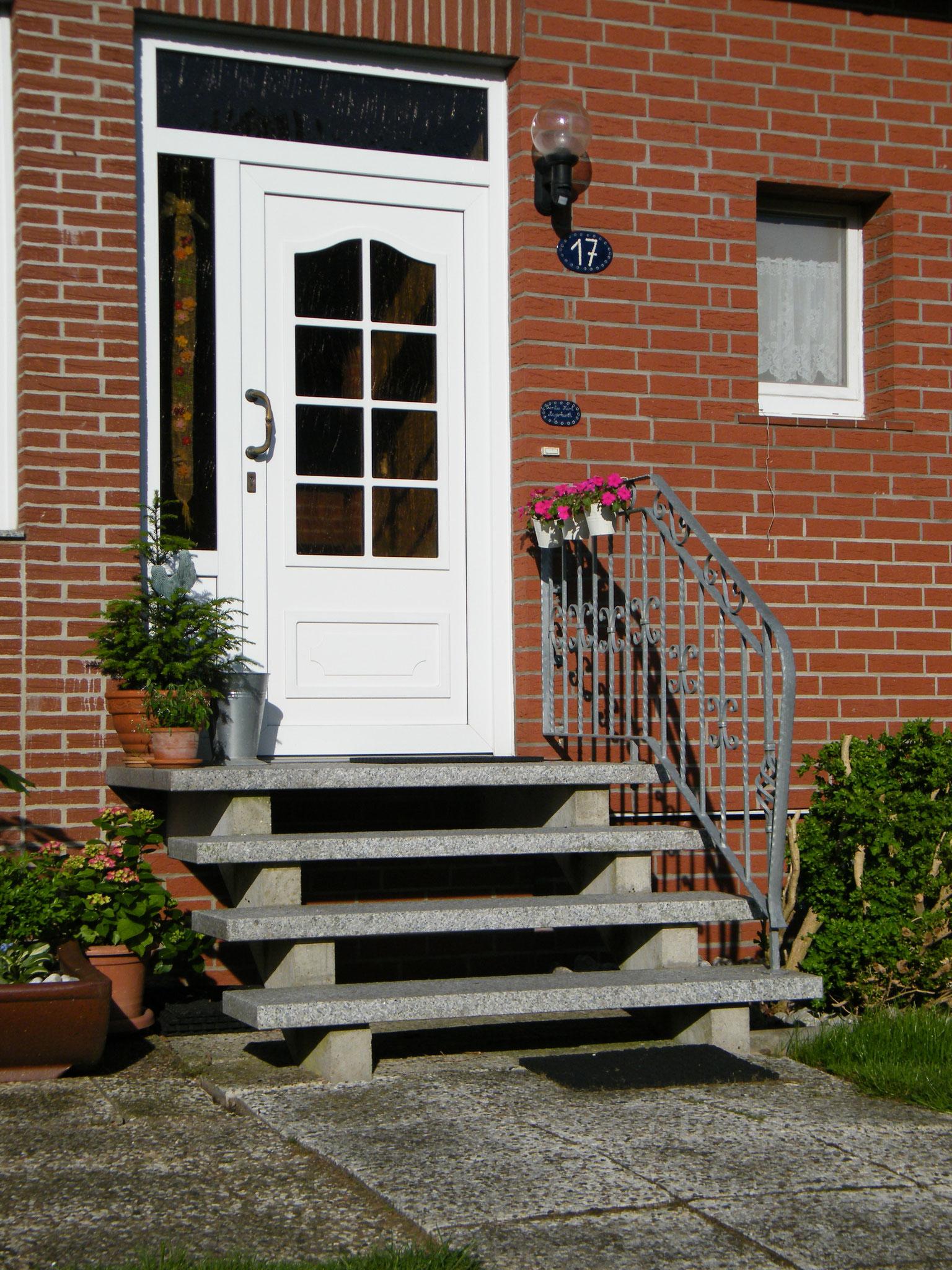 Die Tür zu Ihrem Urlaub