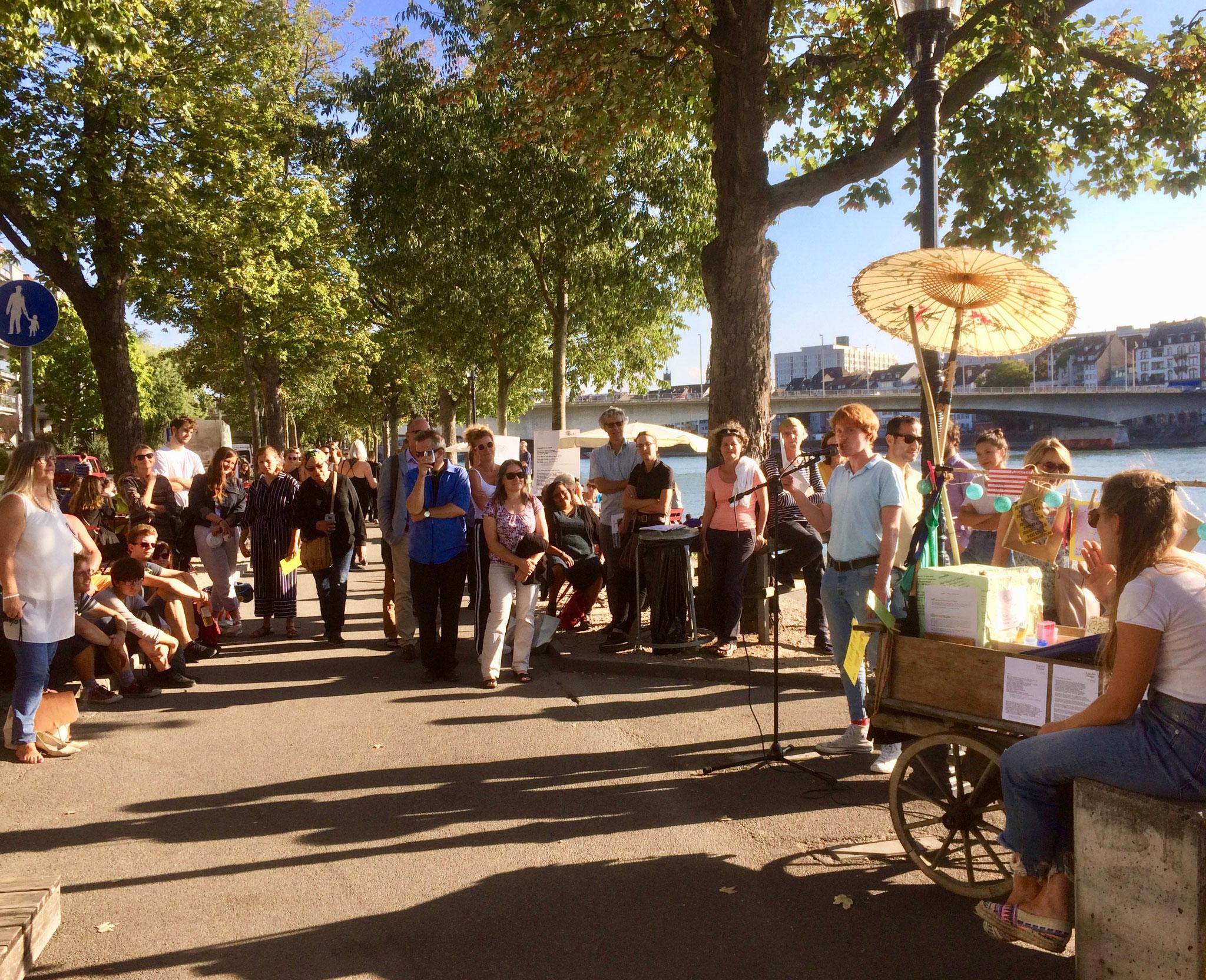 Poetry Slam: Max Kaufmann (Oetlinger-Buvette)