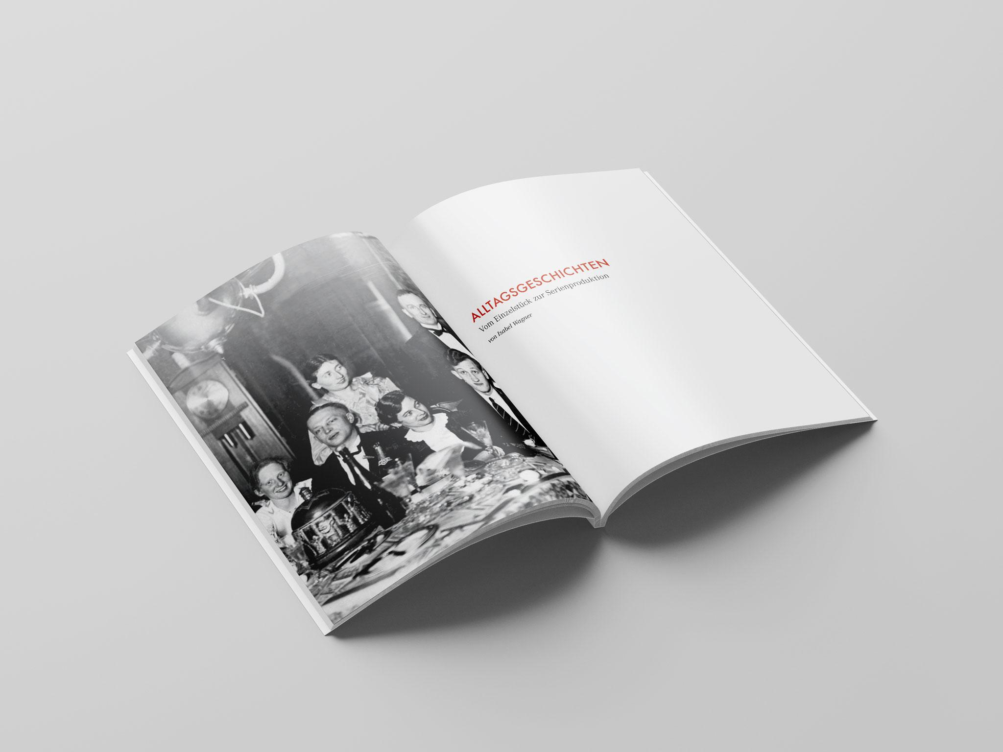 Katalog zur Ausstellung Art Déco aus der Provinz, Doppelseite innen
