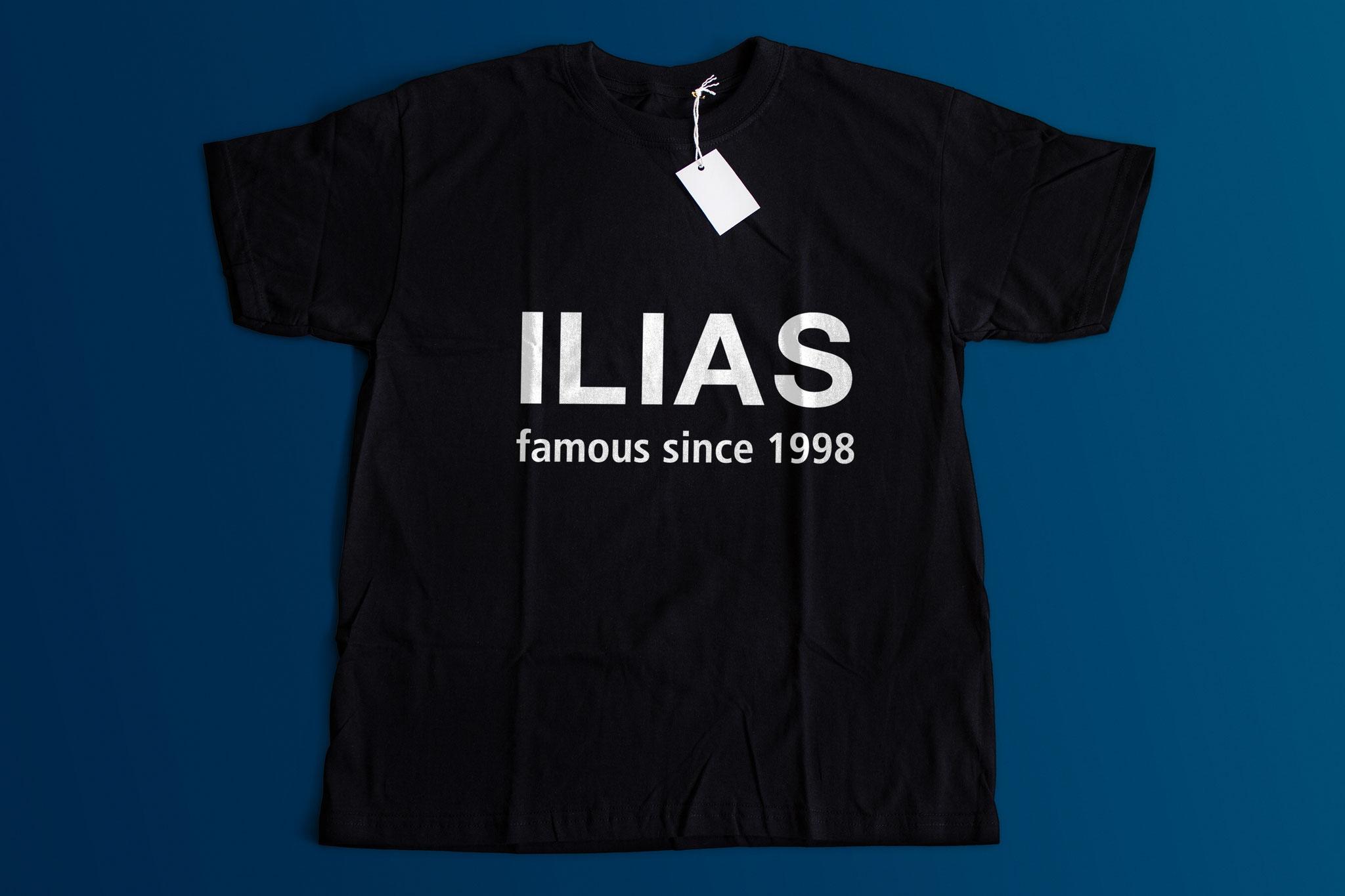 Merchandising: ILIAS-Shirt