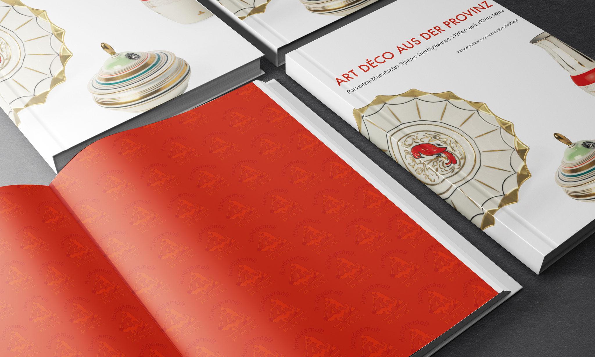 Katalog zur Ausstellung Art Déco aus der Provinz