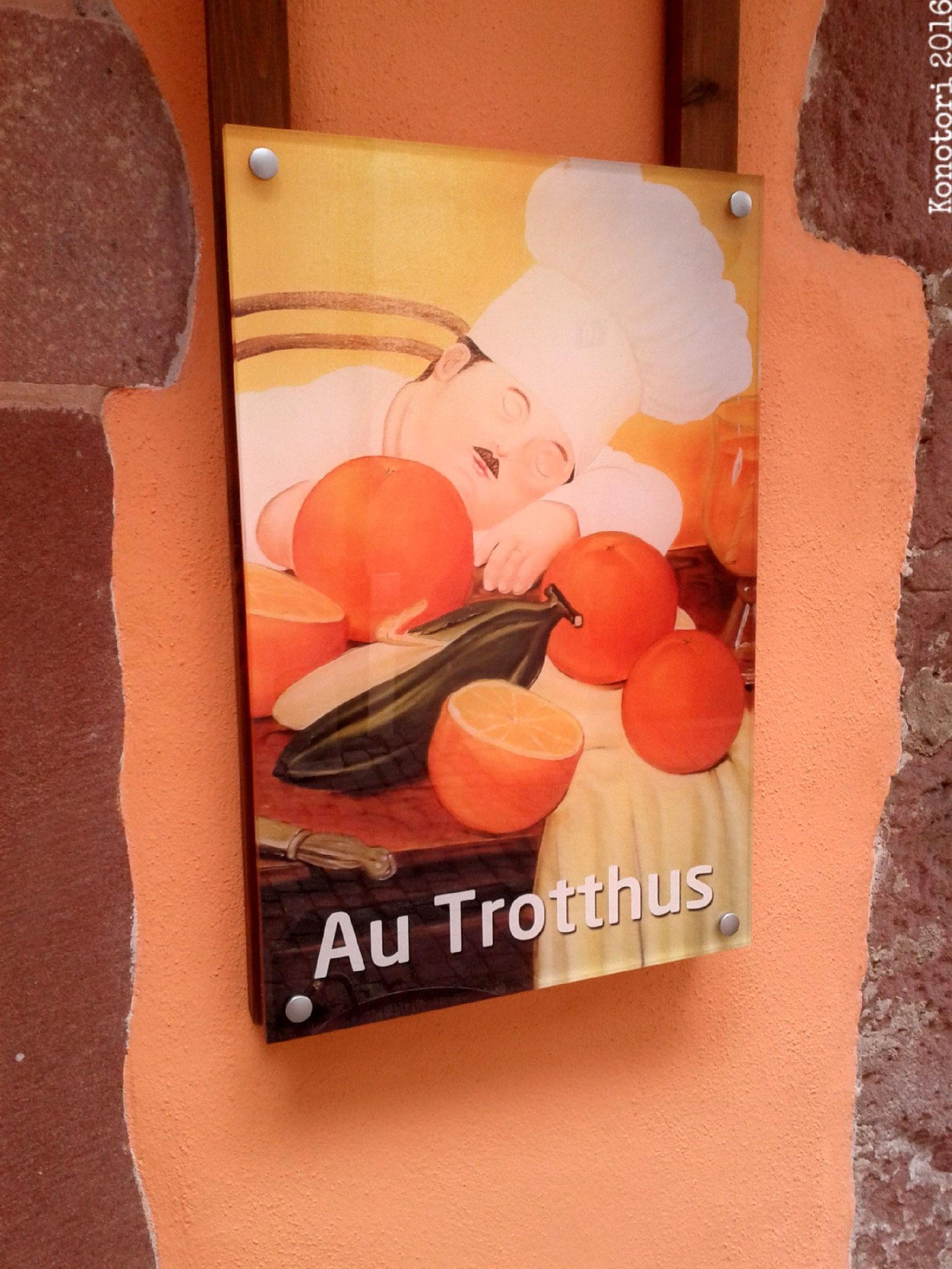 Trotthus