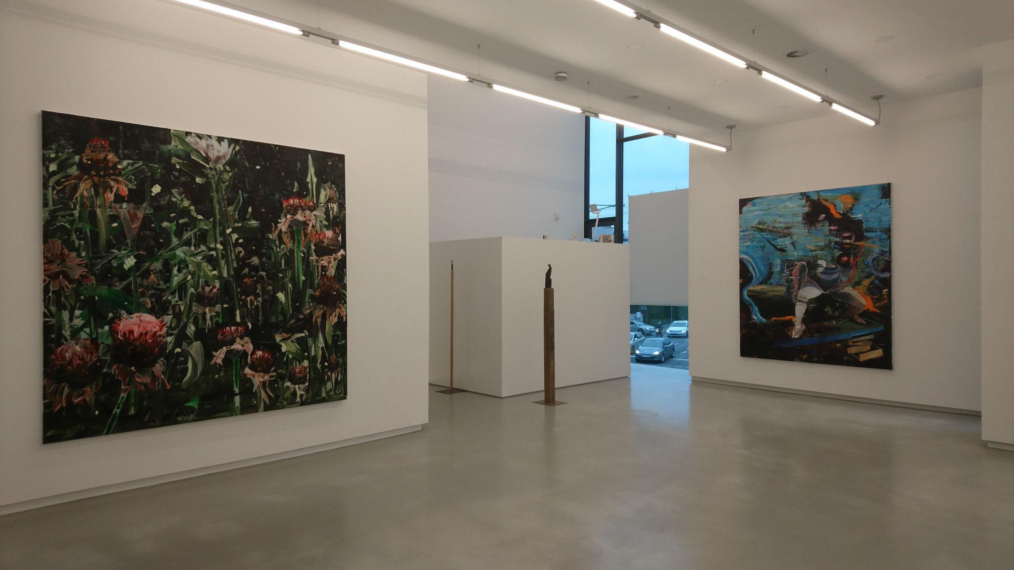 UND DANN PASSIERT SOWAS |  Galerie Abtart | Anna Bittersohl / Philipp Kummer / Christian Rösner