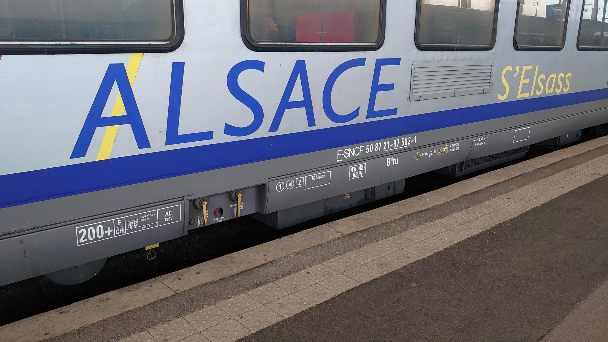 SNCF客車(1)