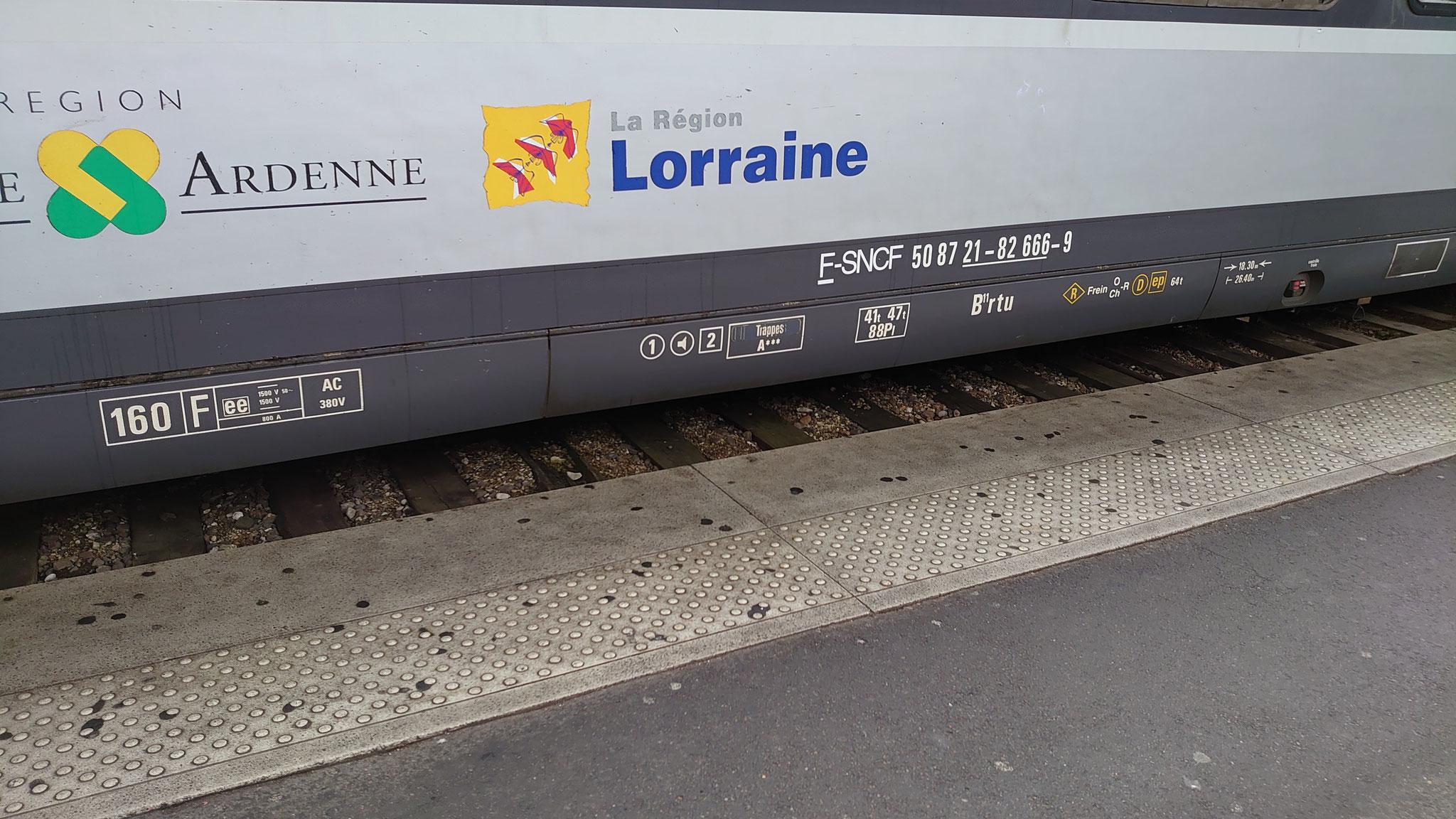 SNCF客車(3)