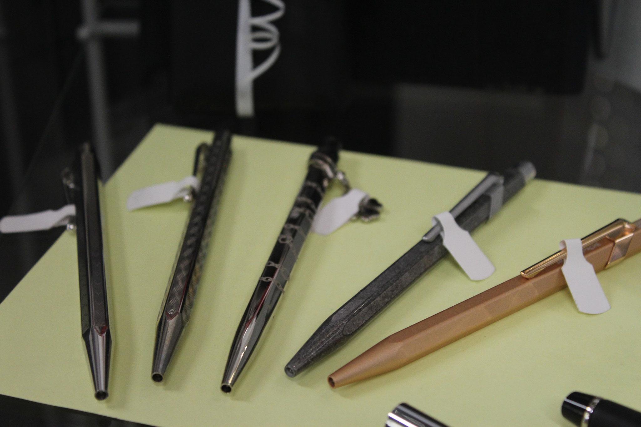 Caran d'Ache Kugelschreiber in schönen Design